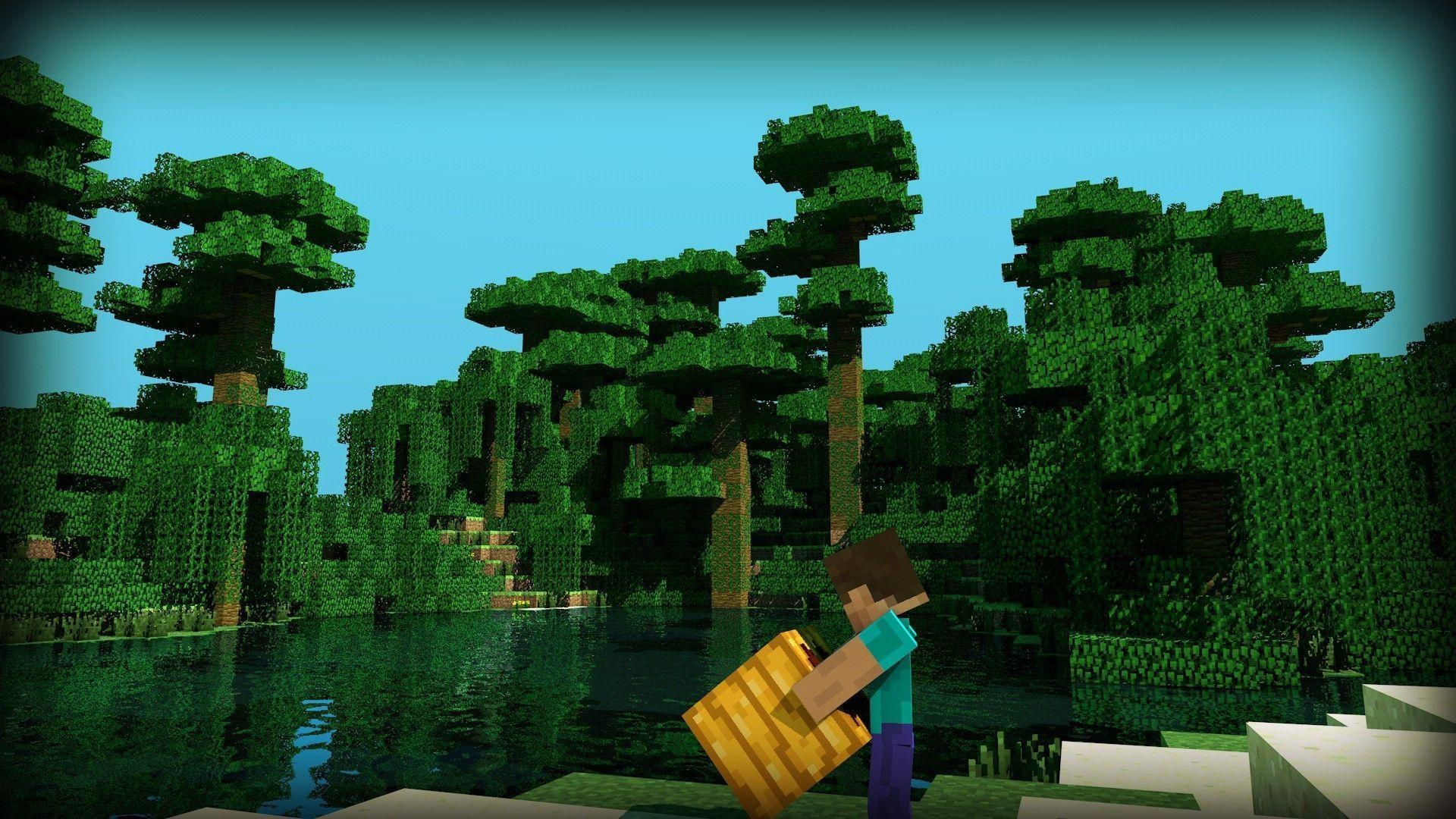 minecraft 2560x1440 wallpaper wwwimgkidcom the image