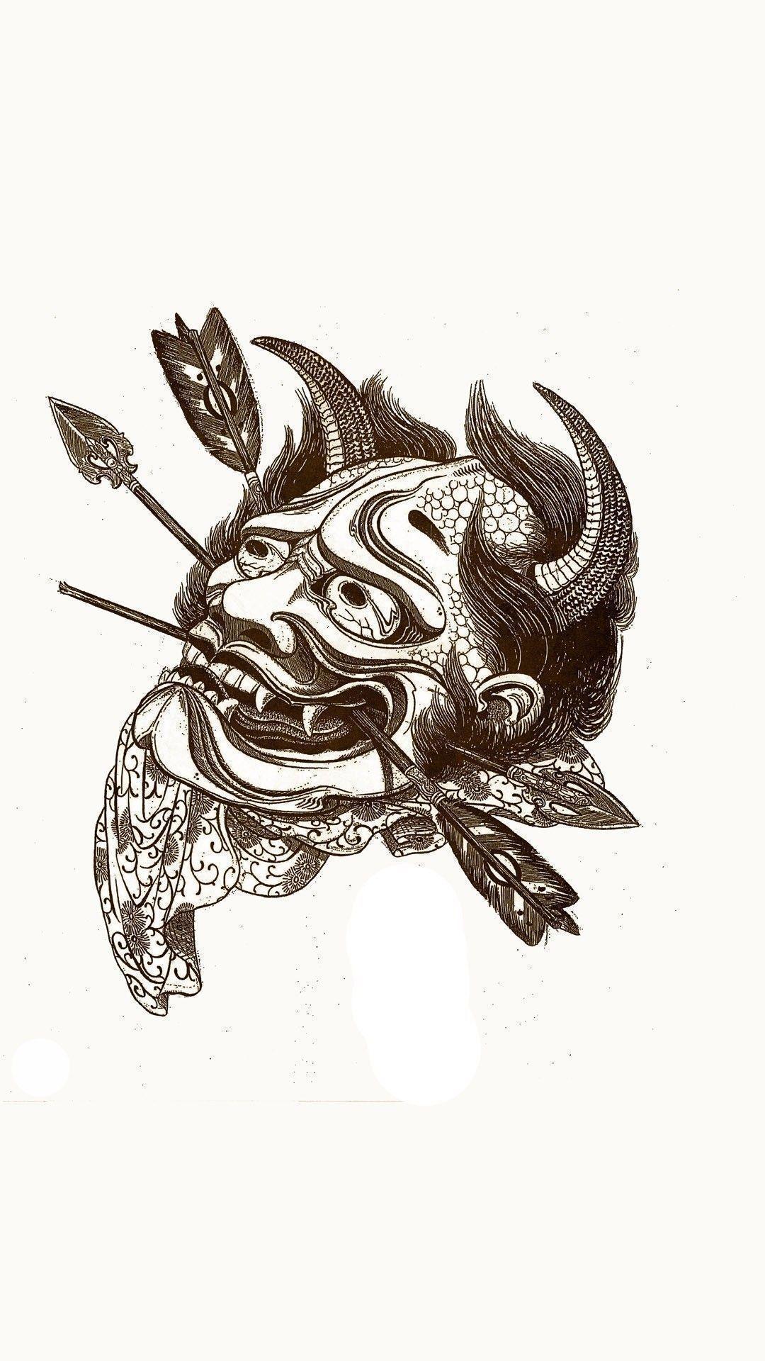 Japanese Tattoo Wallpa...