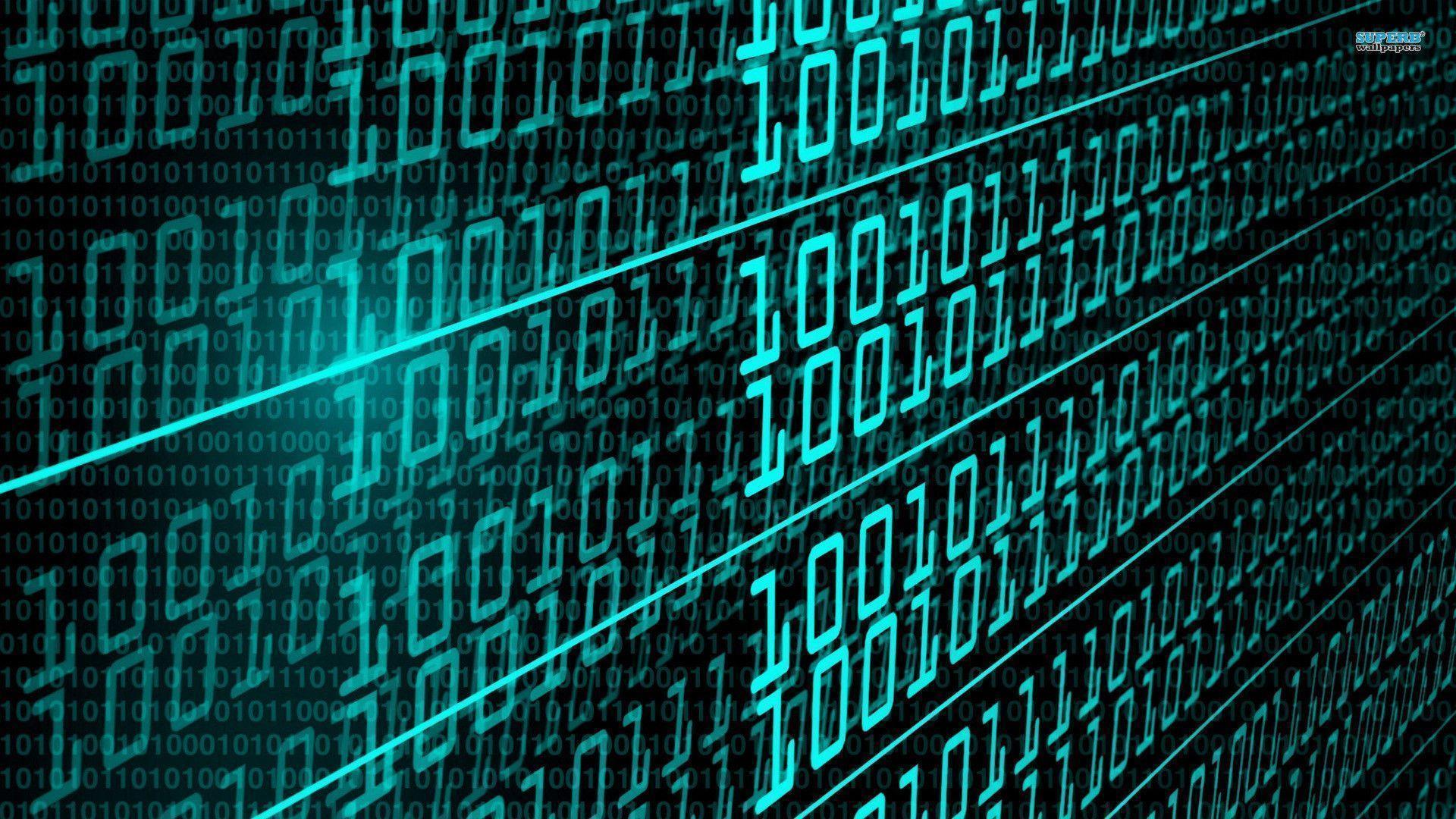 Binary Wallpaper HD Wallpapers