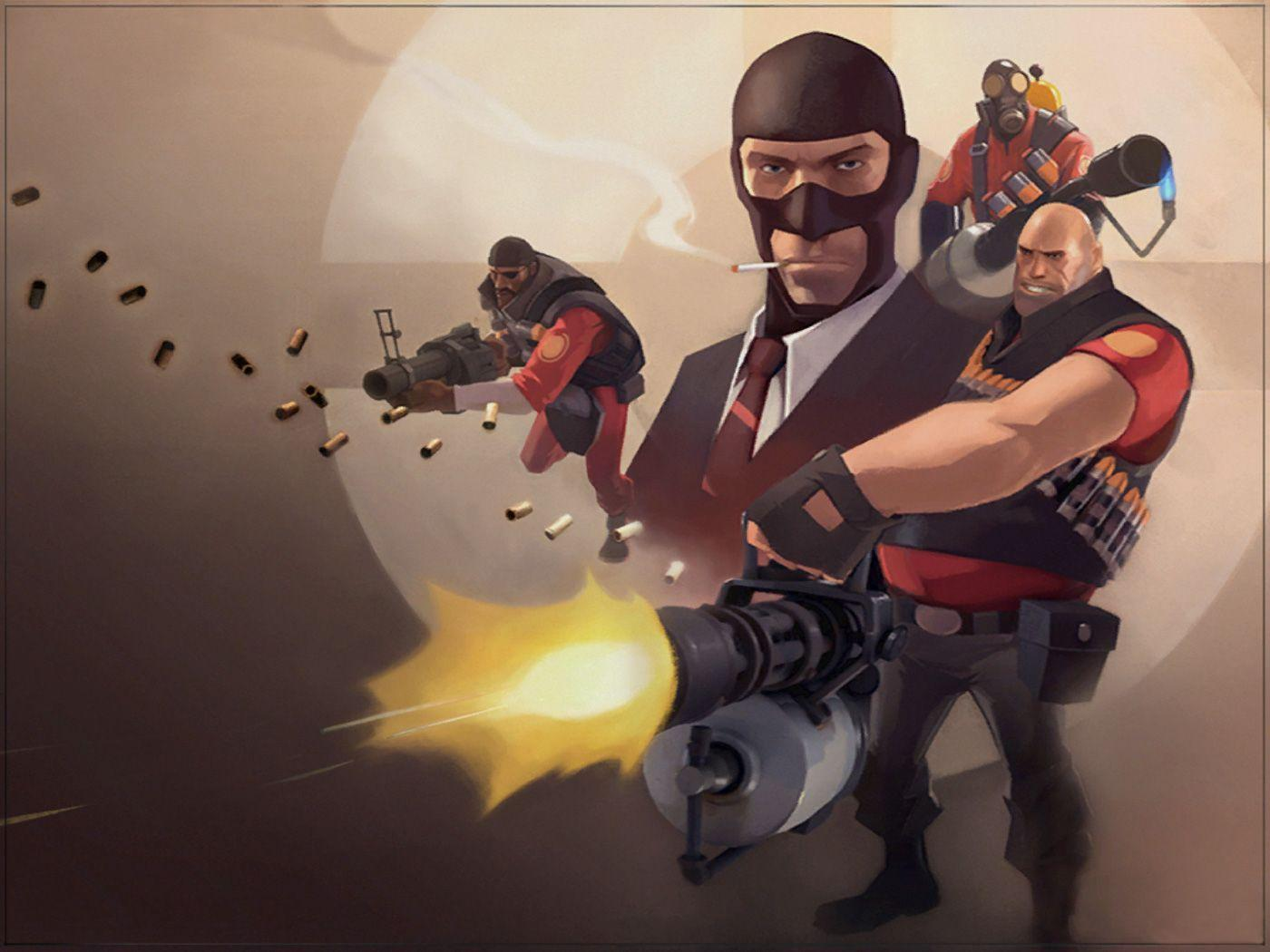 262 Team Fortress 2 Wallpapers