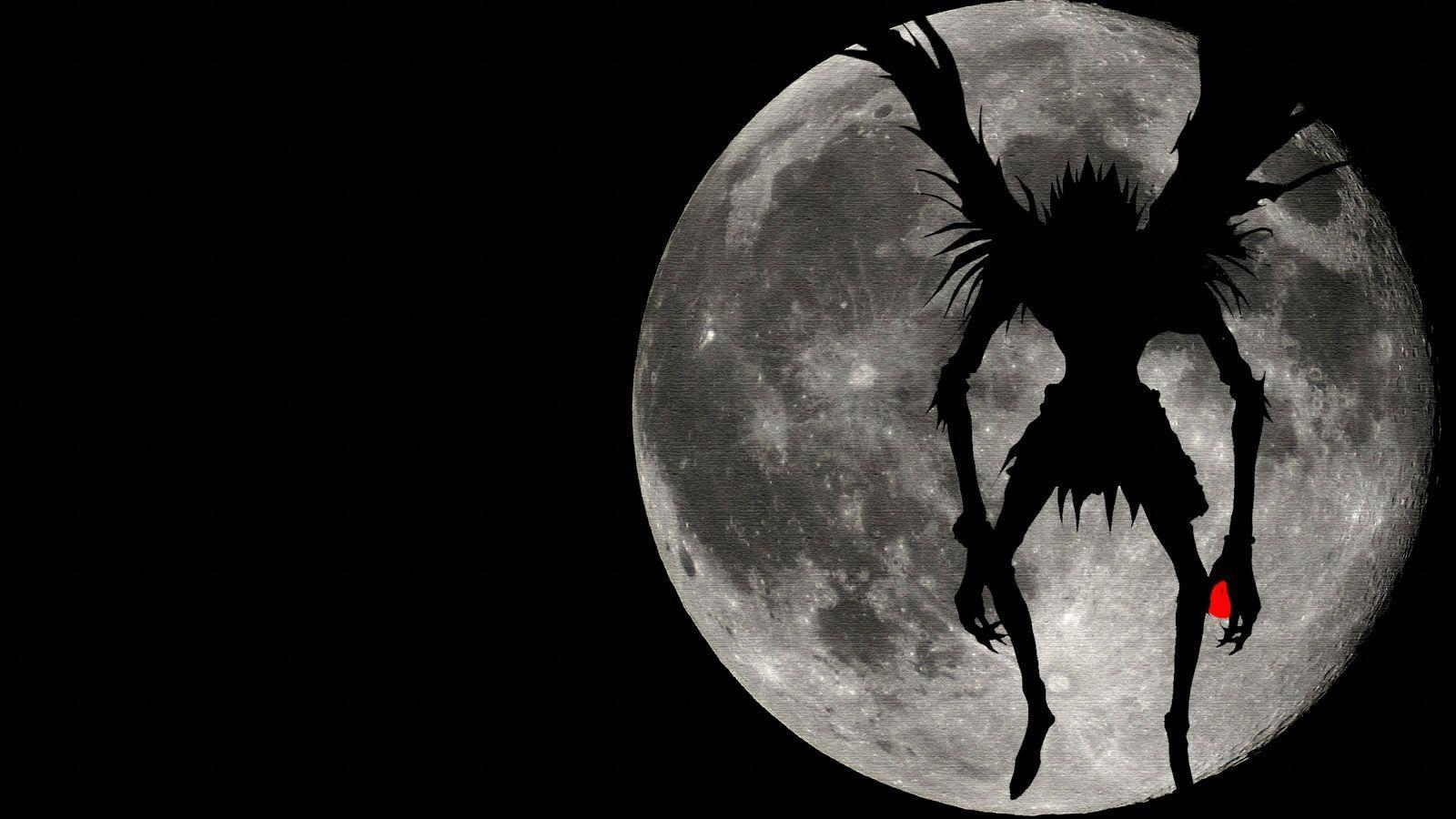 light and ryuk wallpaper - photo #25