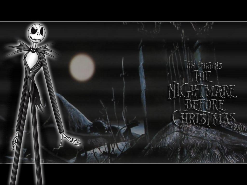 Free Nightmare Before Christmas Wallpapers Full Hd Wallpapers