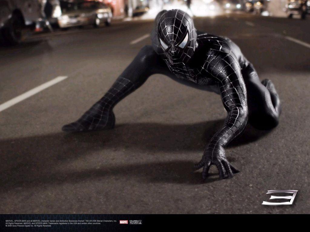 Spiderman 3 Venom