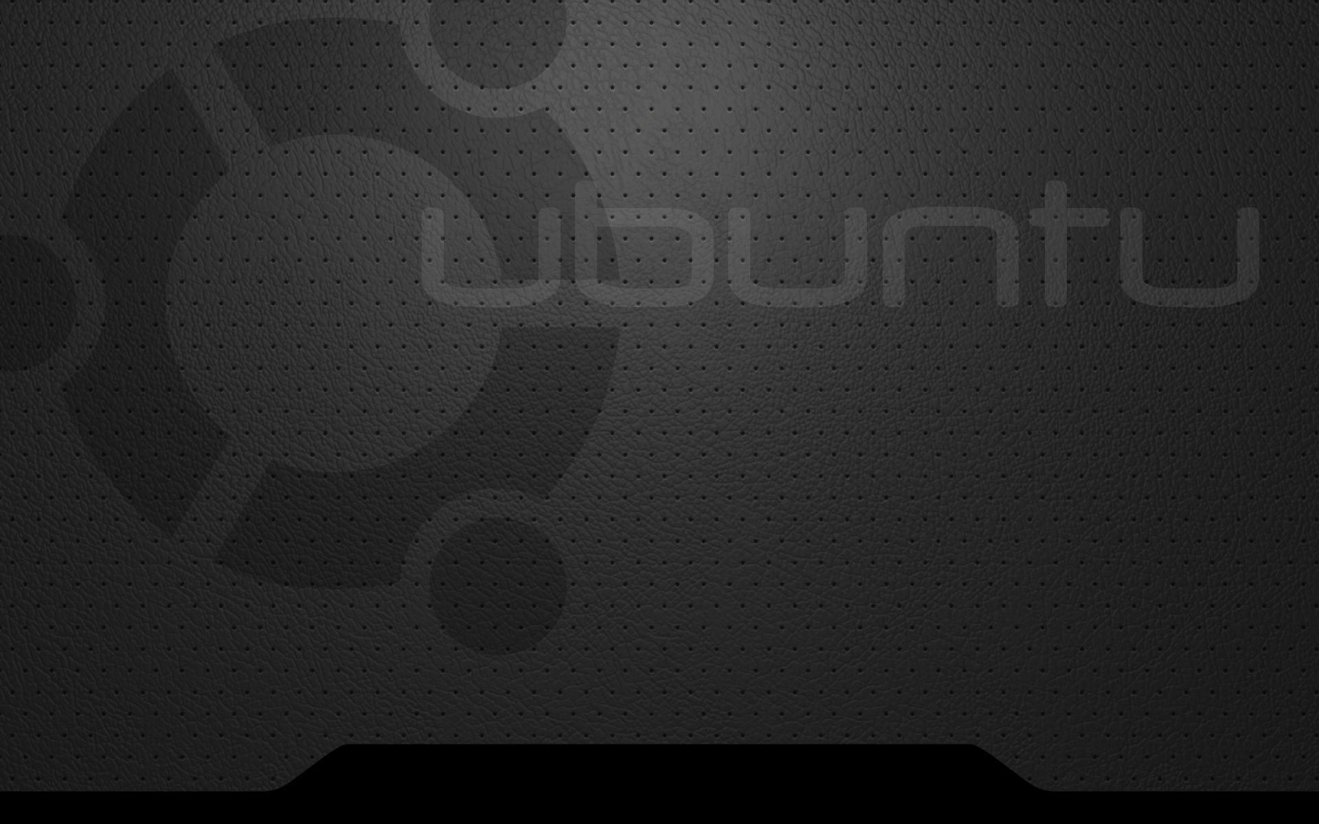 Dark Ubuntu Wallpapers Wallpaper Cave
