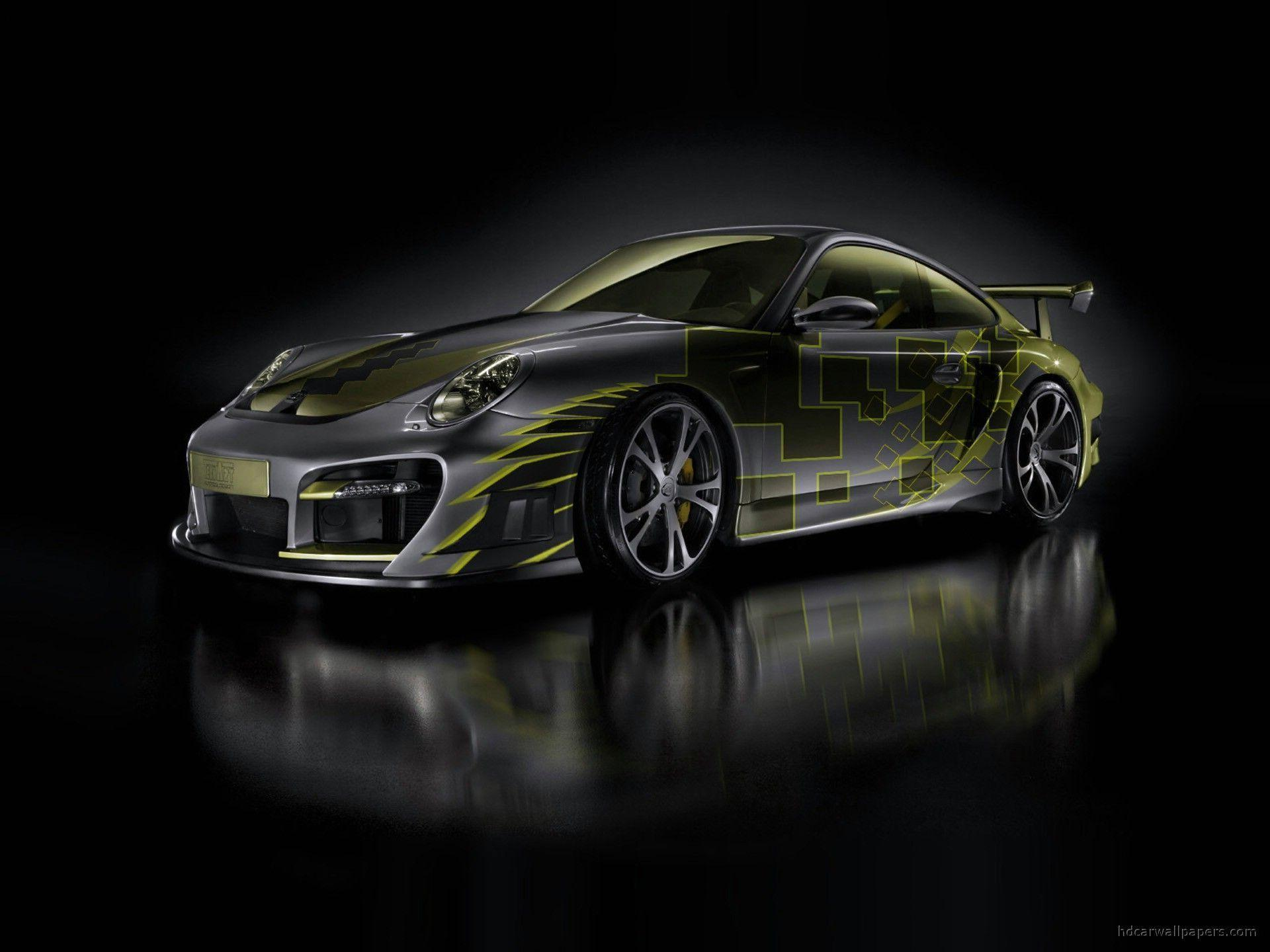TechArt Porsche 911 Turbo HD Wallpapers | Free Art Wallpapers
