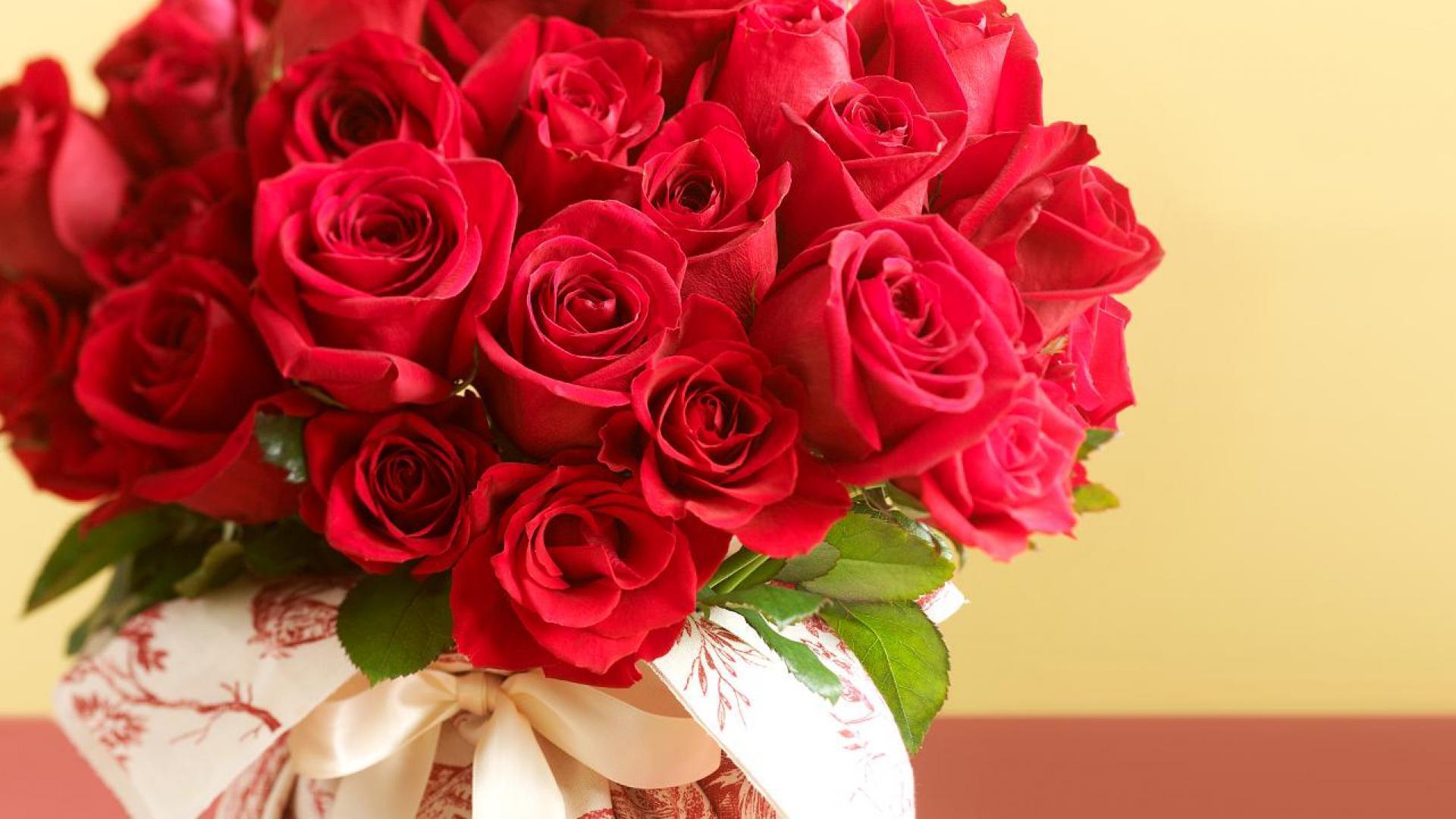 red roses wallpapers for desktop wallpaper cave