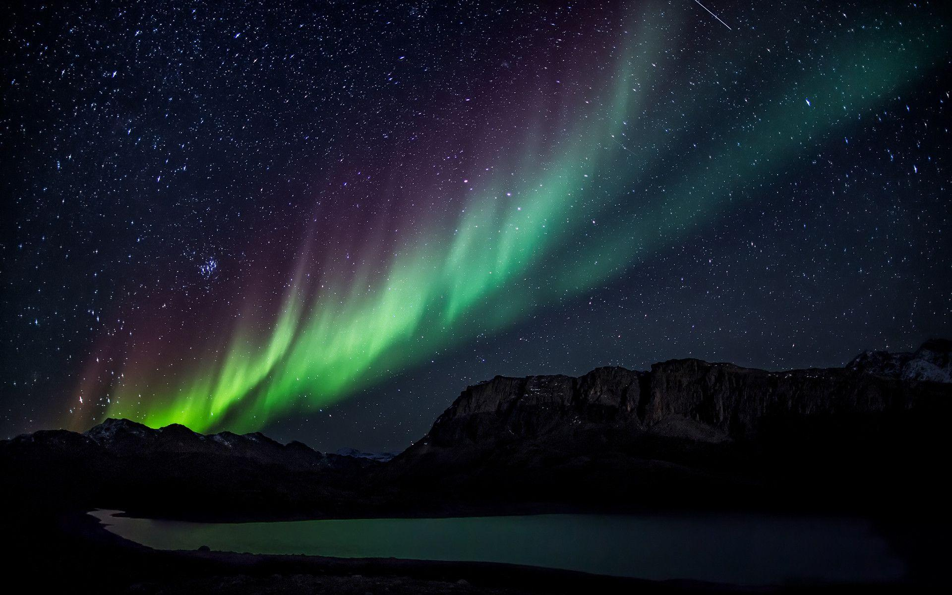 Essay/Term paper: The northern lights