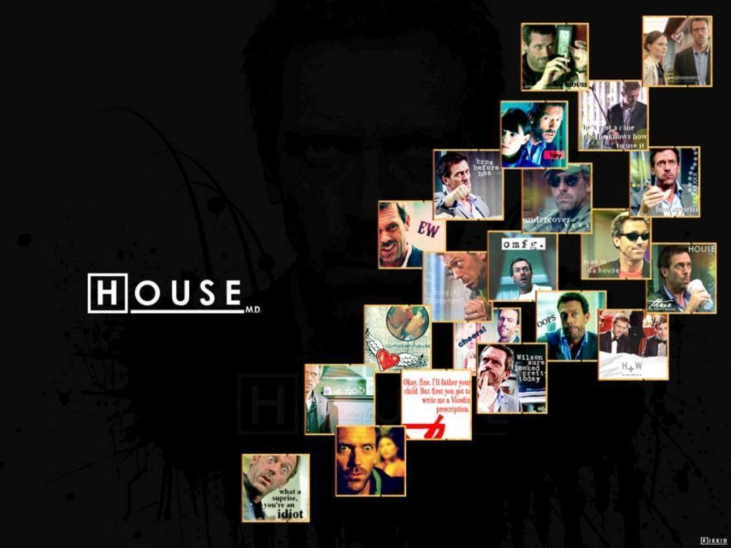 House MD - House M.D. Wallpaper (9765507) - Fanpop