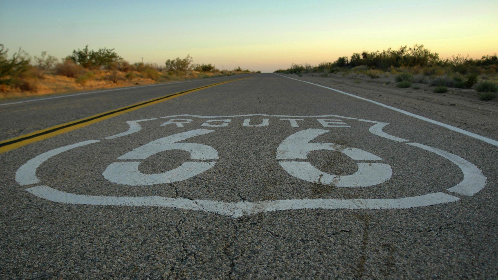 route 66 wallpaper hd - photo #6