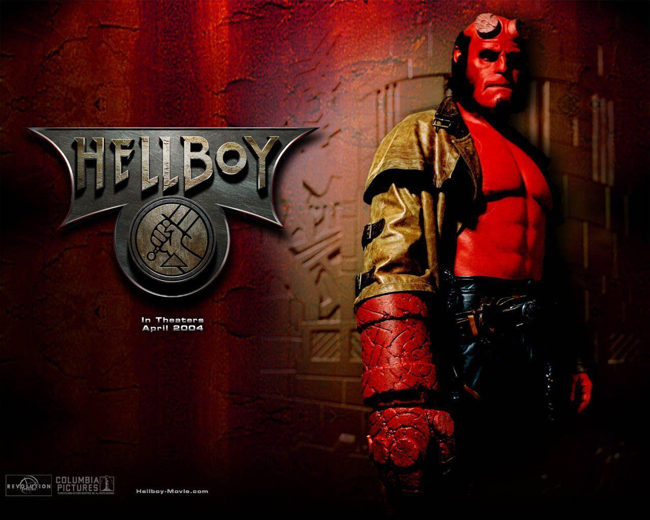 Hellboy TheWallpapers | Free Desktop Wallpapers for HD, Widescreen ...