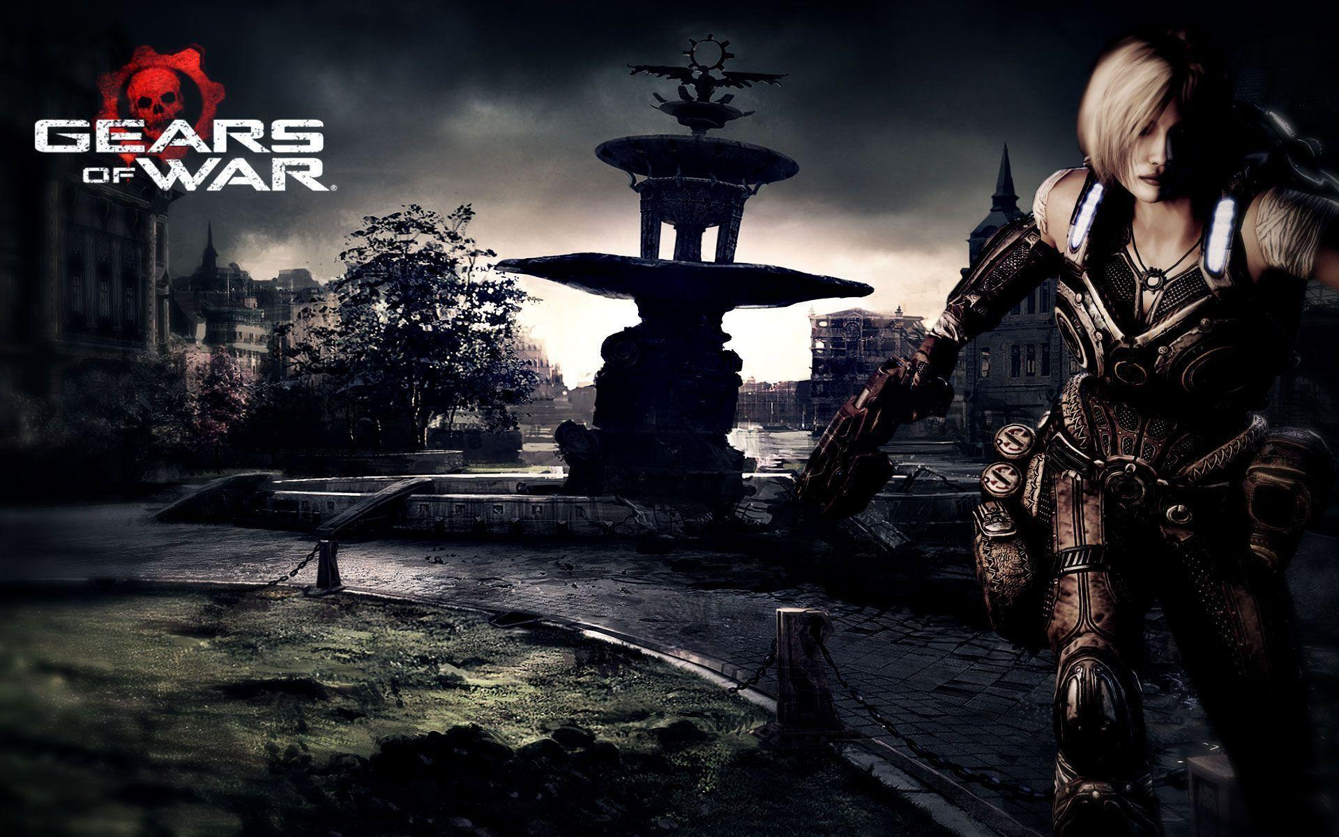 Gears Of War 3 Hd Wallpapers For Android: Gears Of War 3 Wallpapers