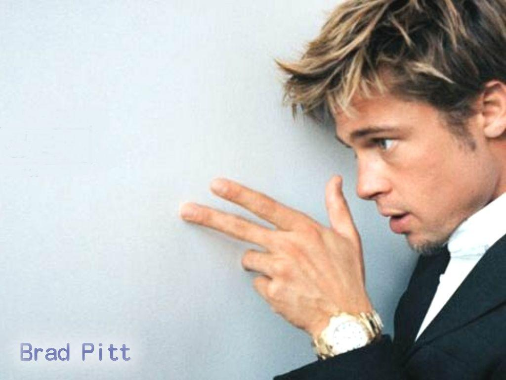 Brad Pitt Free Wallpaper - Celebrities Powericare.