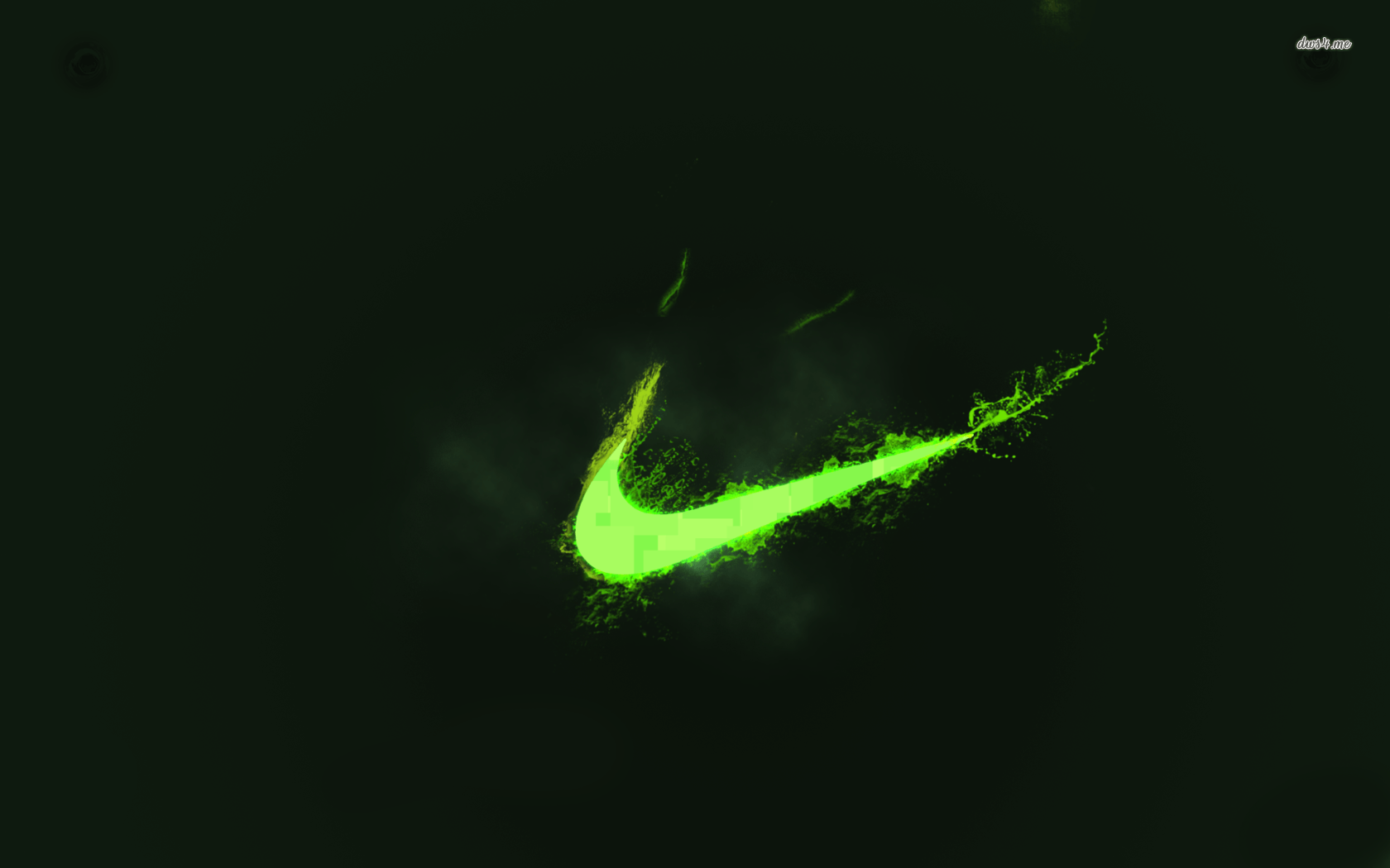 green neon background - photo #10