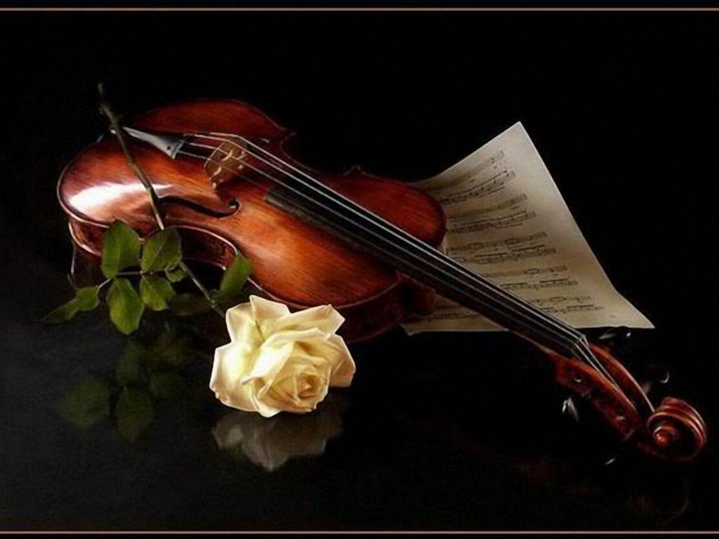 Violin Wallpaper: Classical Music Wallpapers