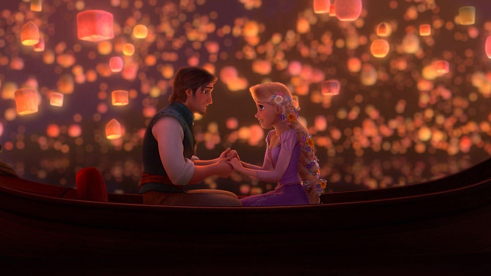 Wallpapers For Tangled Hd Romantic