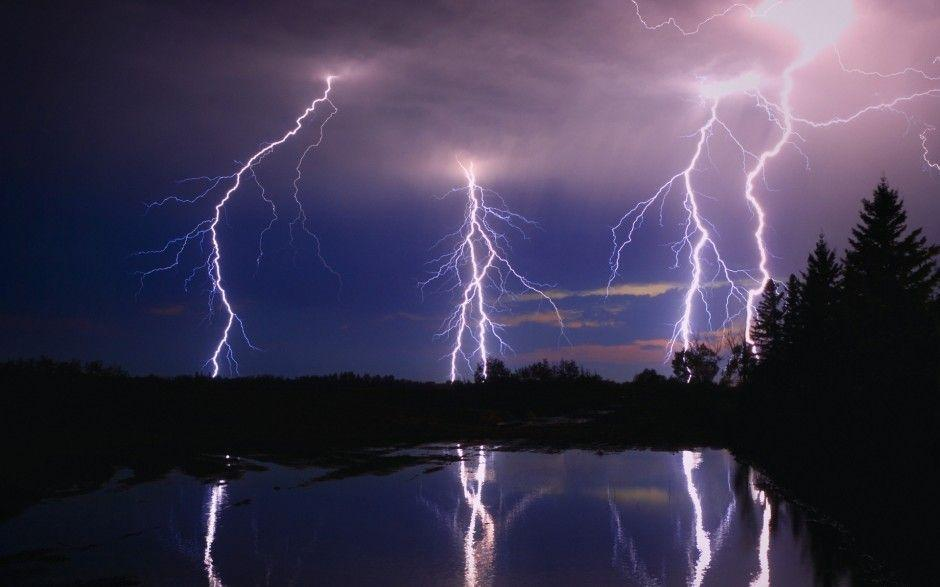 Great Lightning Storm