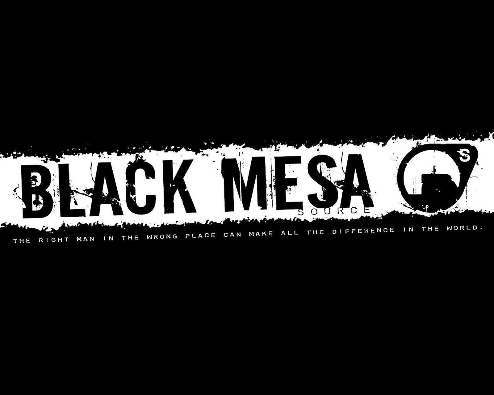 Black Mesa Source Wallpaper - Viewing Gallery