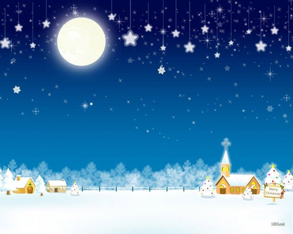 Christmas Snow Wallpaper Background 1 HD Wallpapers | Hdimges.