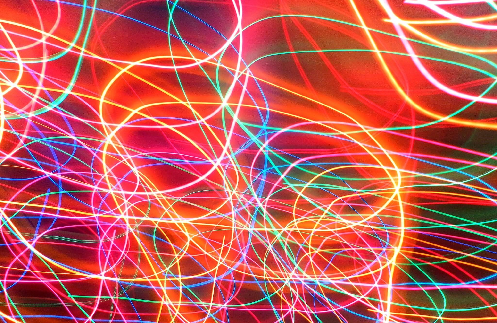 Neon Light Backgrounds - Wallpaper Cave