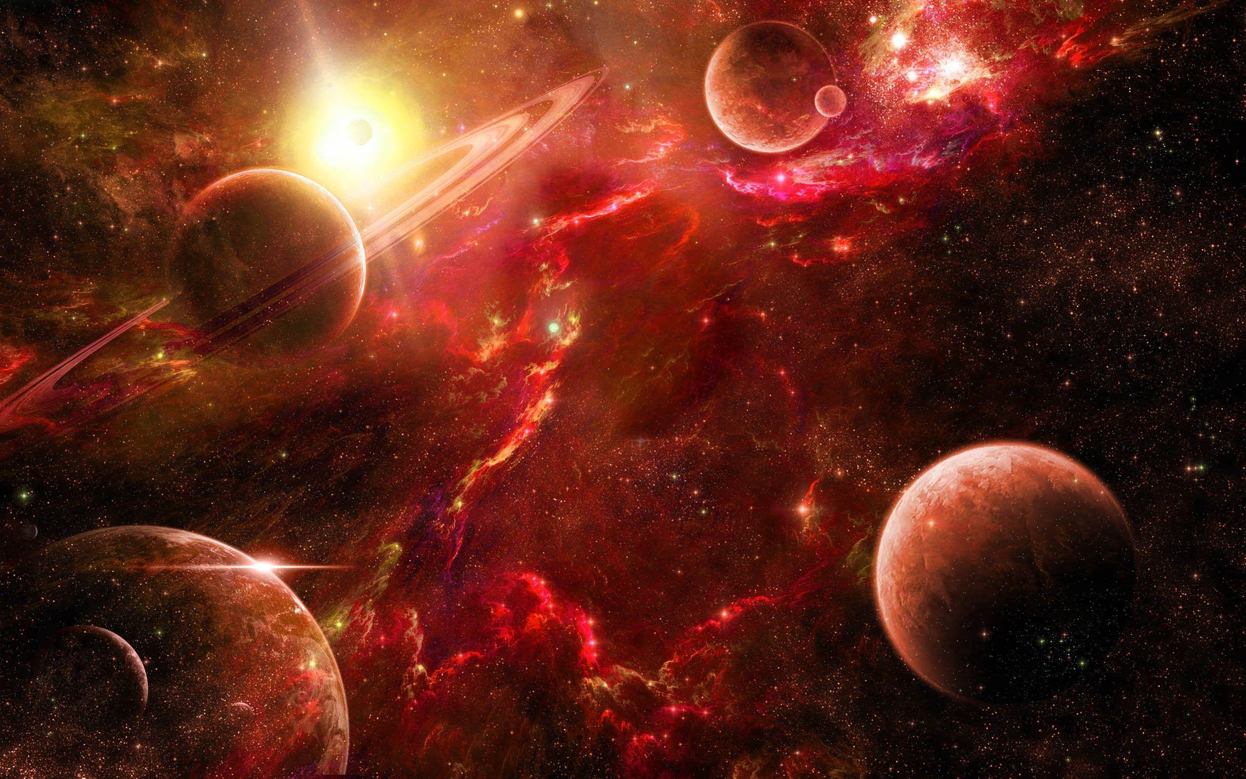 Stunning Visions of Outer Space Wallpapers