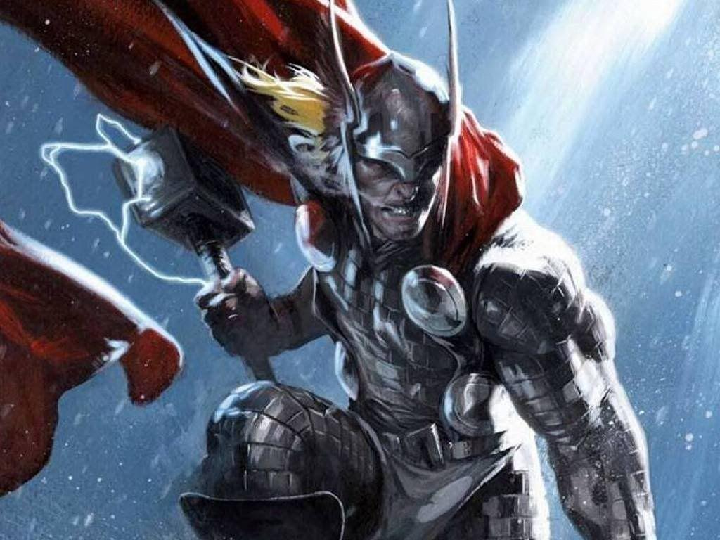 I need a good Thor wallpaper image for my ipad. - Thor - Comic Vine