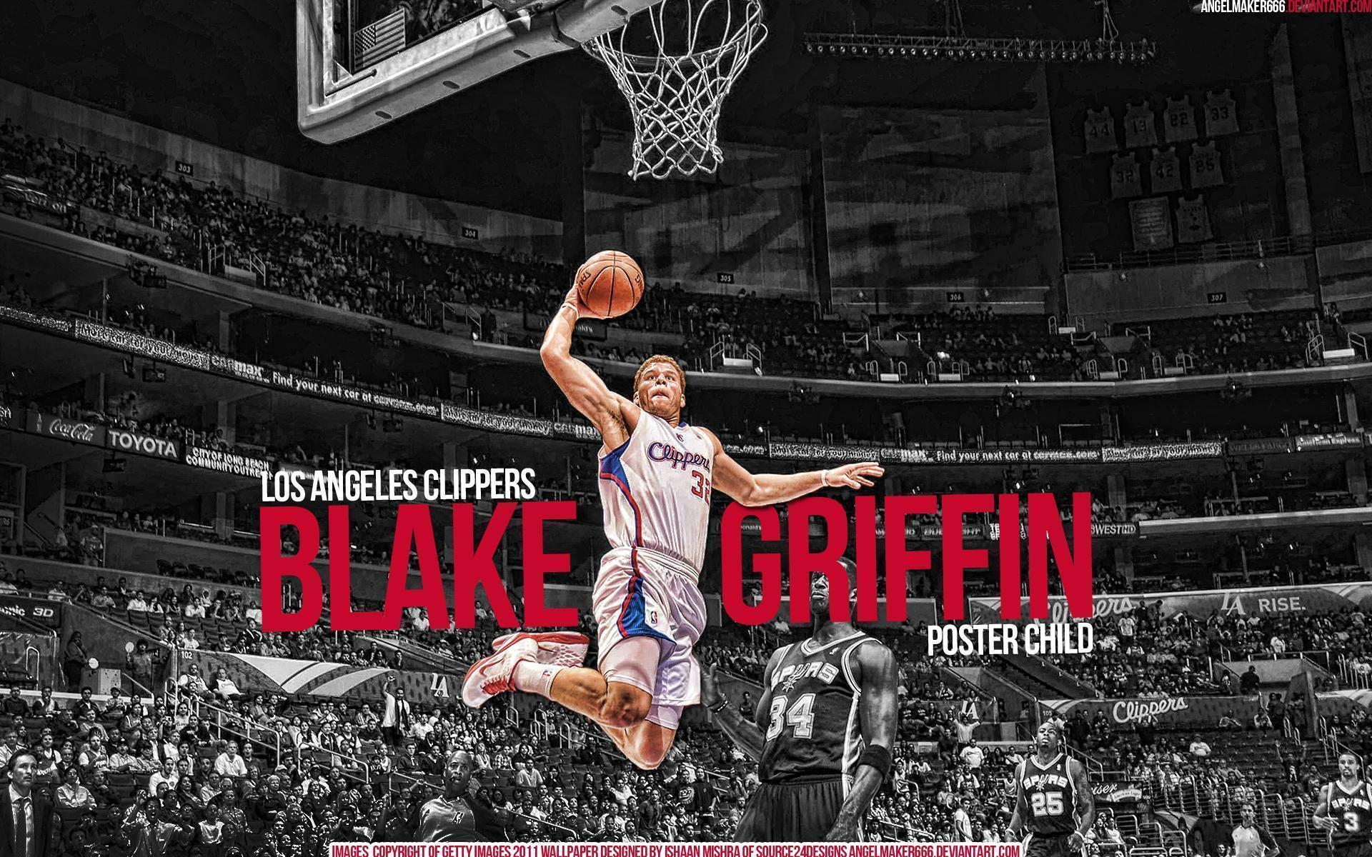 Blake Griffin Wallpapers at BasketWallpapers