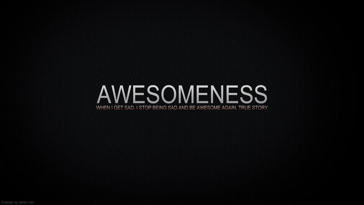 am awesome wallpaper - photo #5