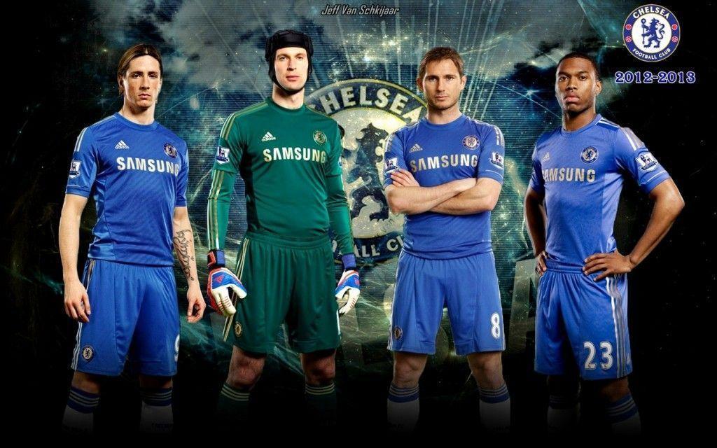 Chelsea FC 2012-2013 HD Best Wallpapers | Football Wallpapers HD