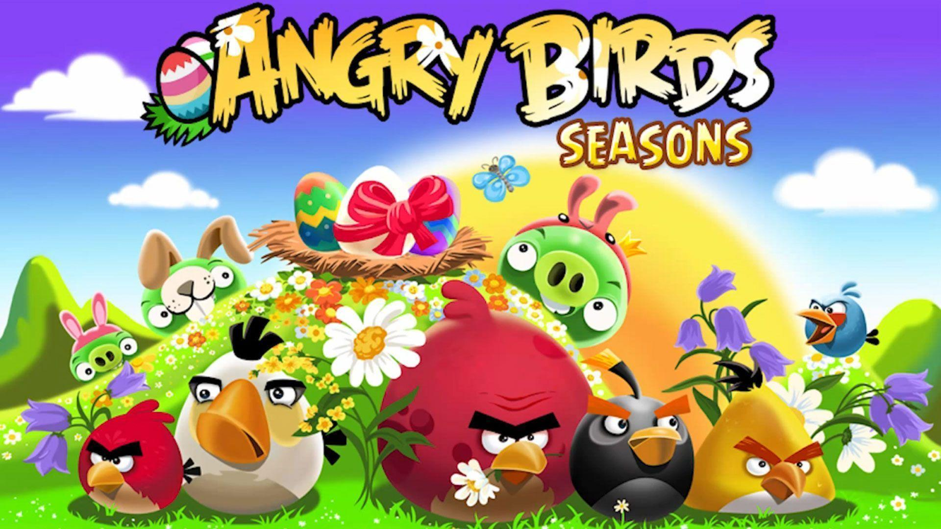 angry birds wallpapers - wallpaper cave