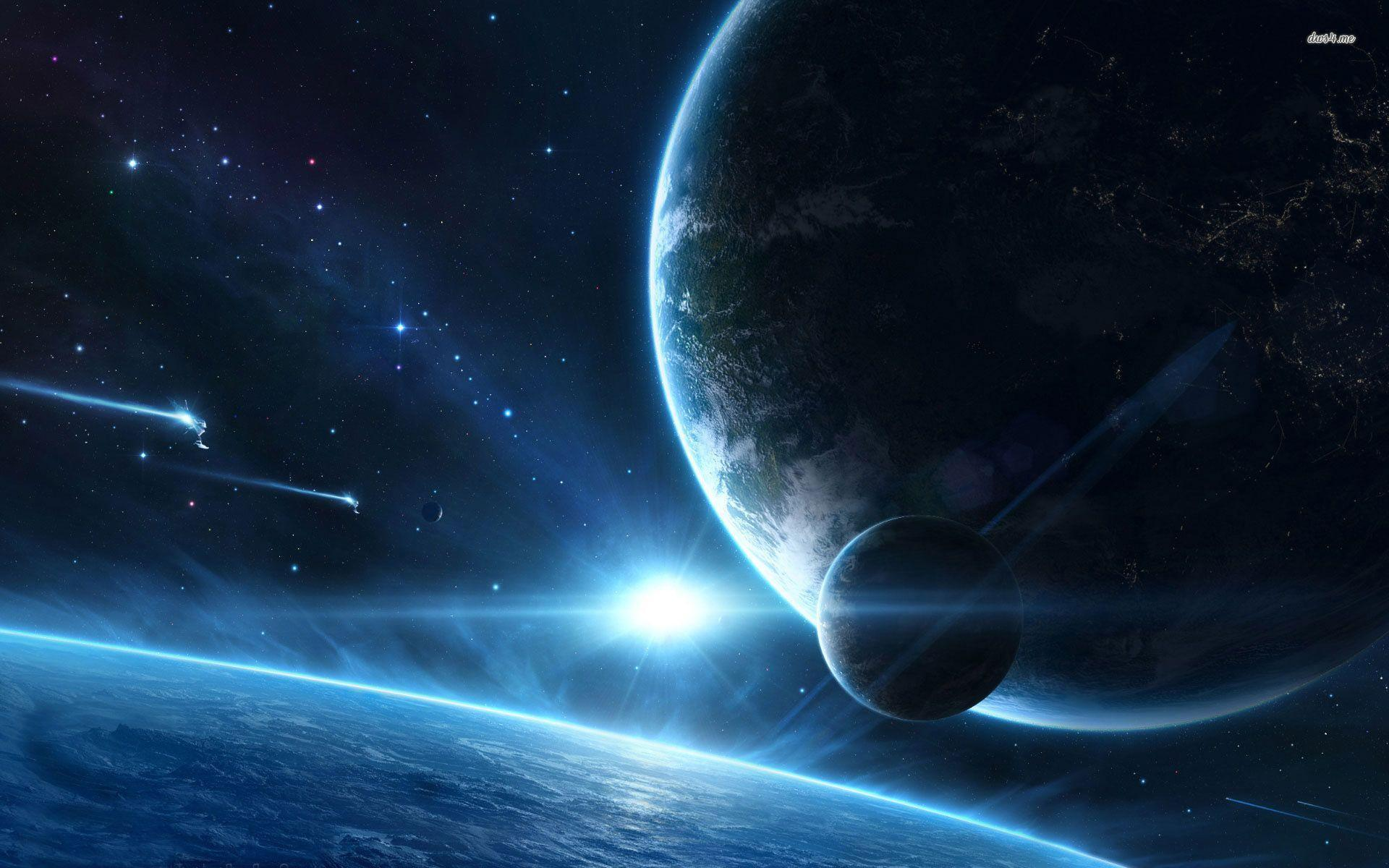 planets 3d windows background - photo #16