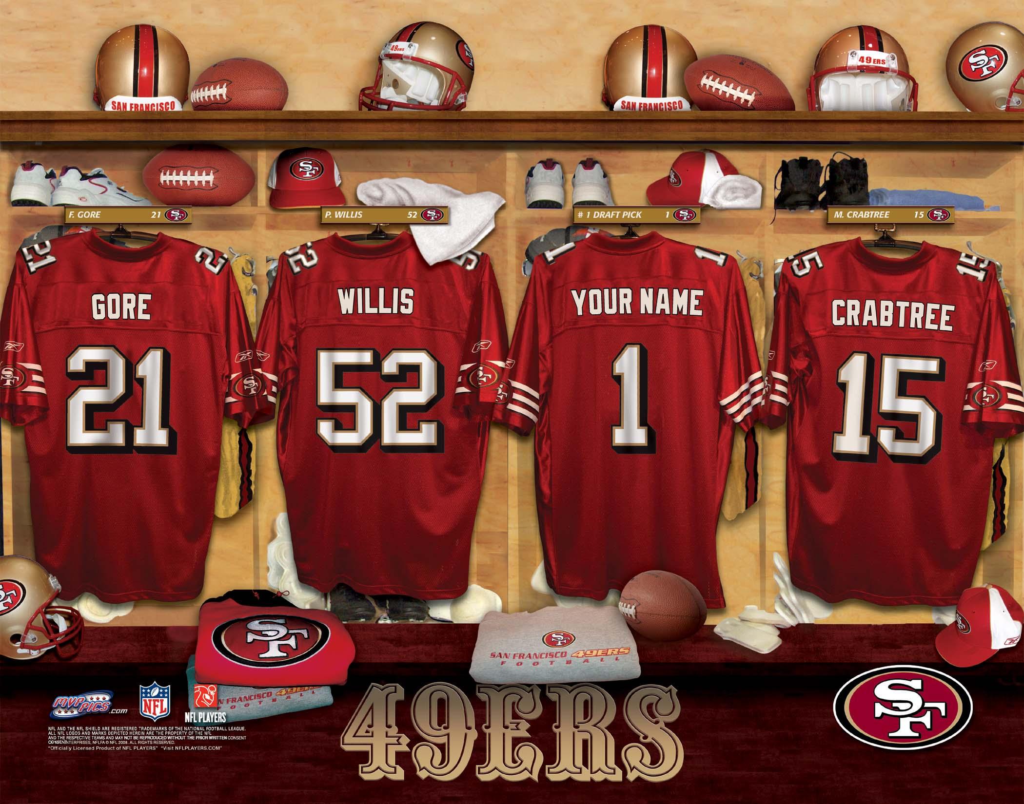 San Francisco 49ers 2018 Wallpapers Wallpaper Cave