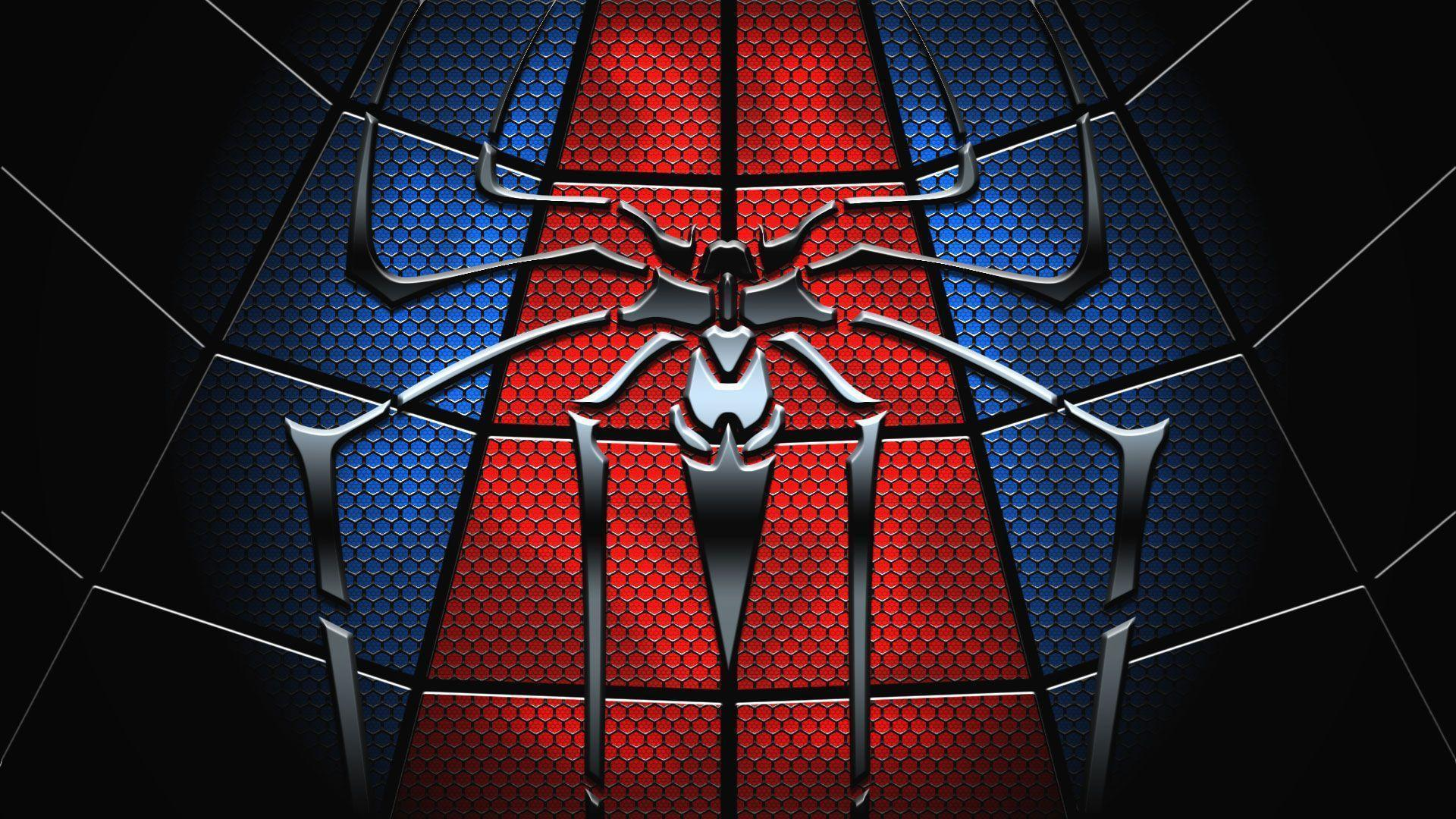 Game Of Spider Man Hd Wallpaper: Spiderman Logo Wallpapers