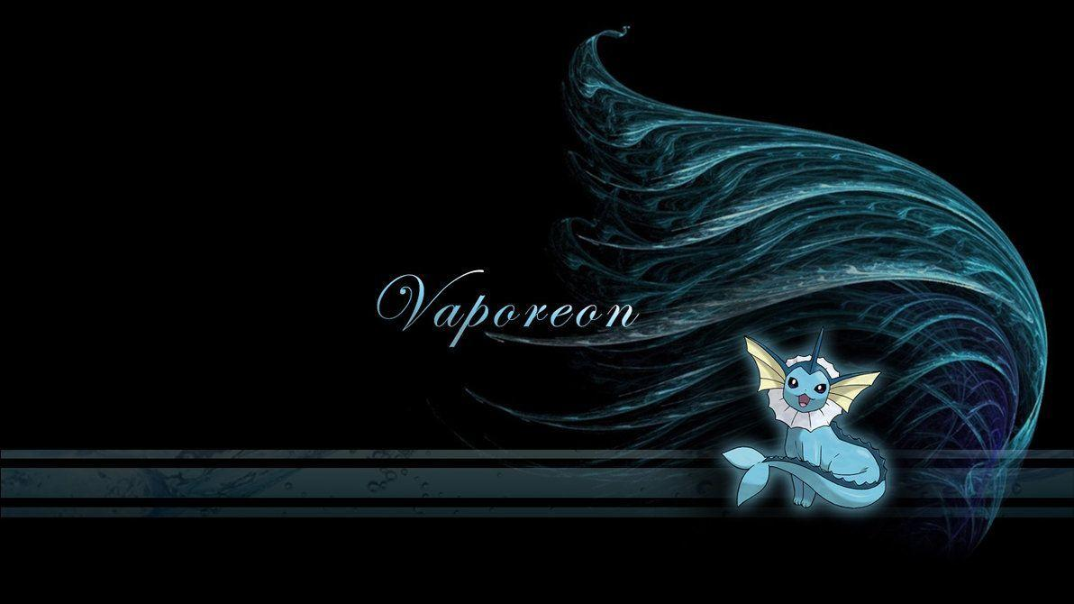 Vaporeon Wave Wallpapers by Wild