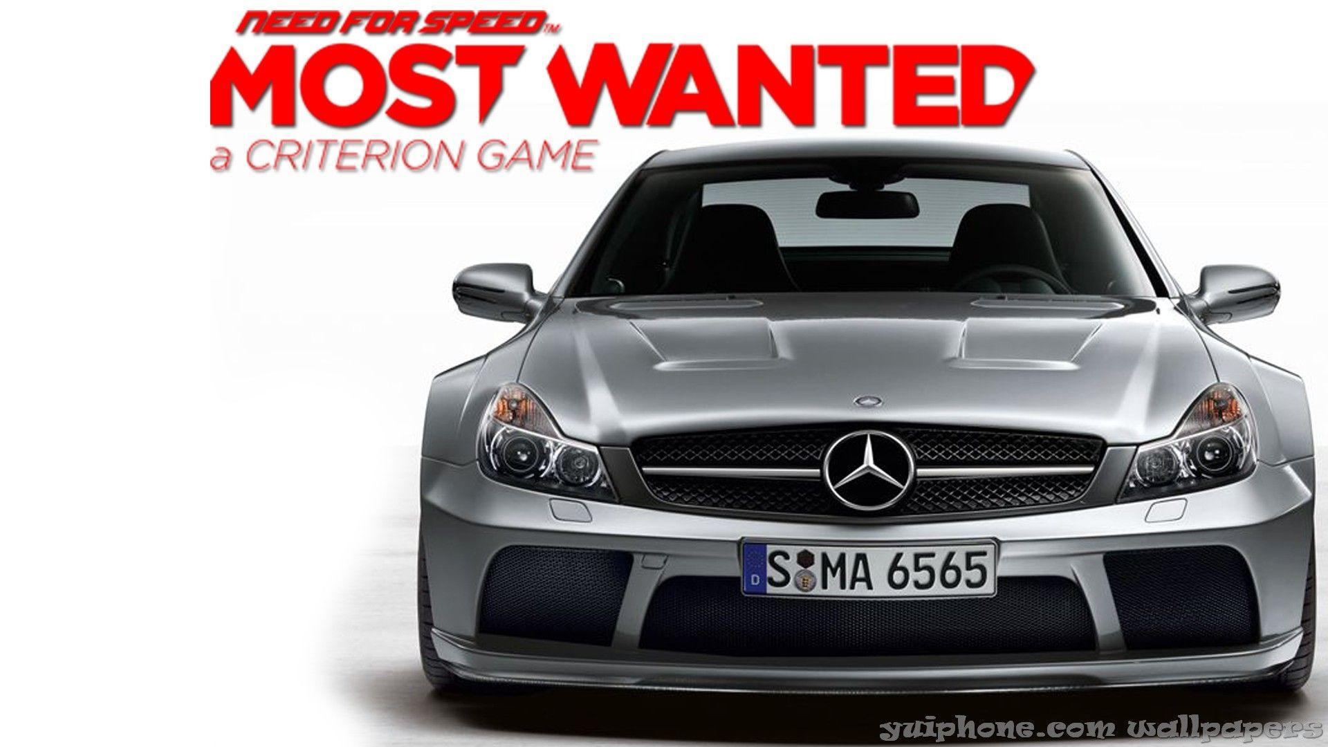 Need for speed most wanted Computer Wallpapers Desktop
