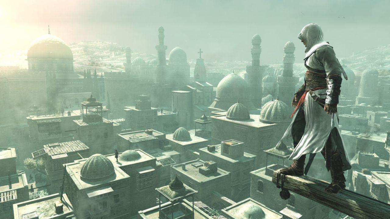 <b>Assassin&#39-s Creed</b> Revelations HD <b>desktop wallpaper</b> : Widescreen ...