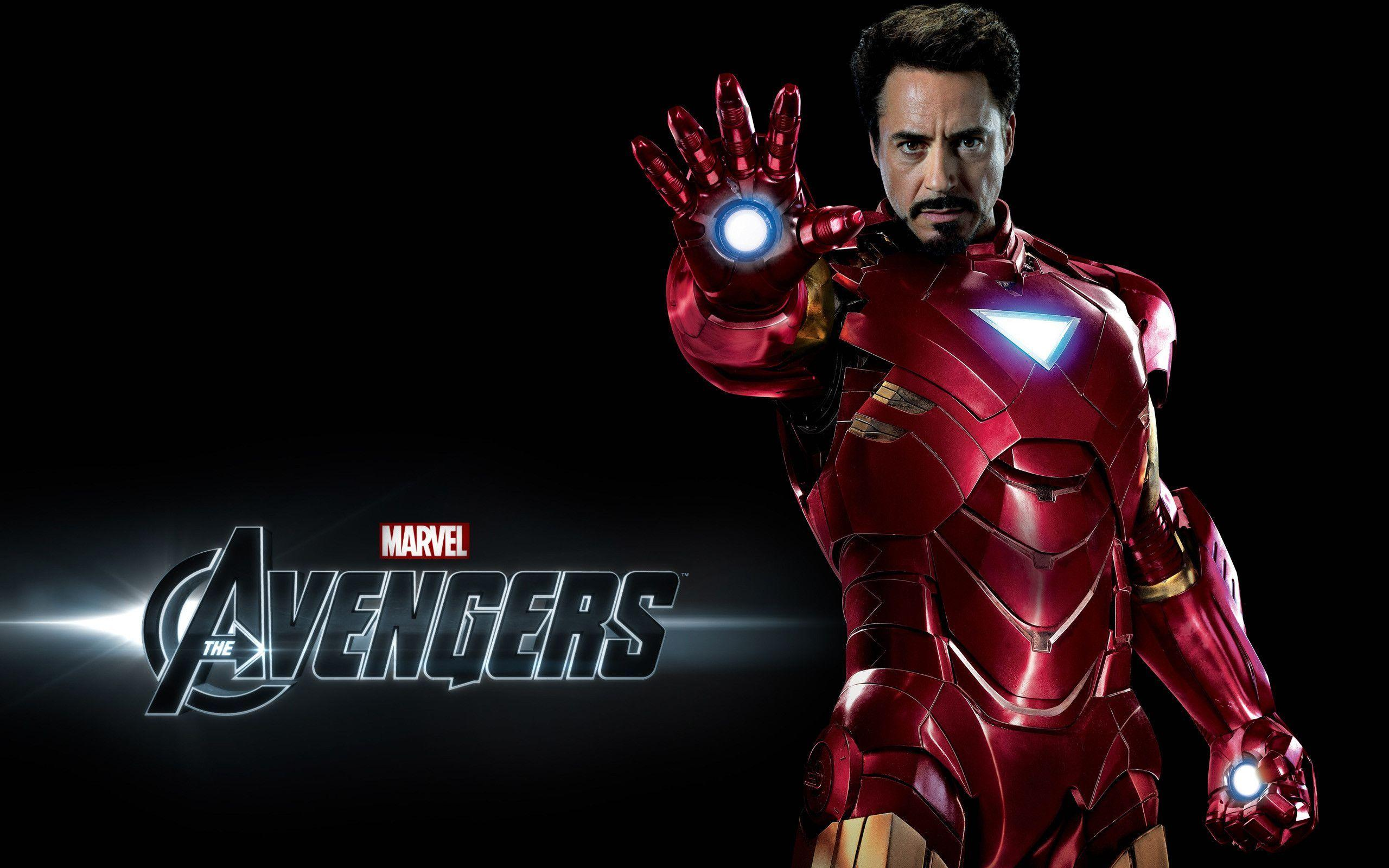 Wallpapers For > Marvel Wallpaper Iron Man