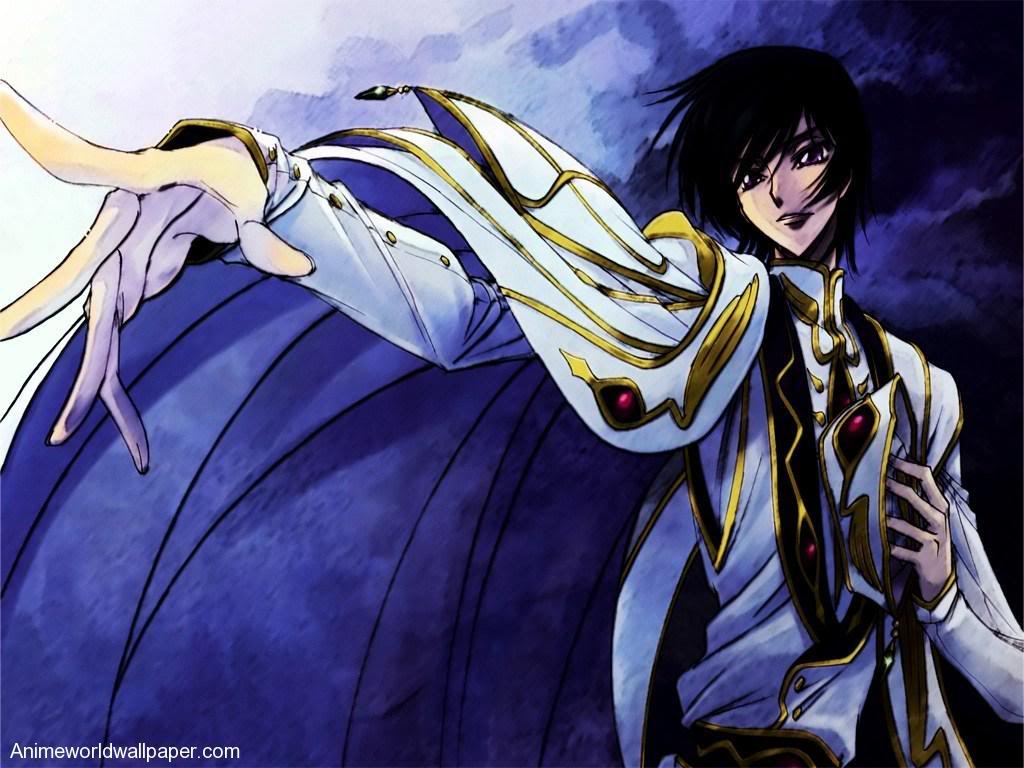wallpaper lelouch - photo #2