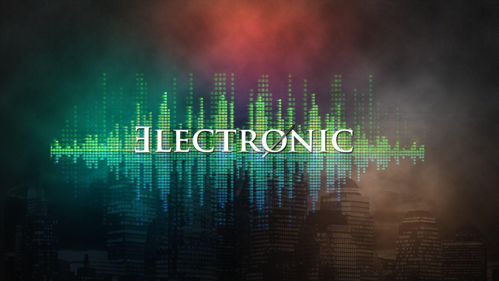 Wallpapers For > Electronic Music Art Wallpaper