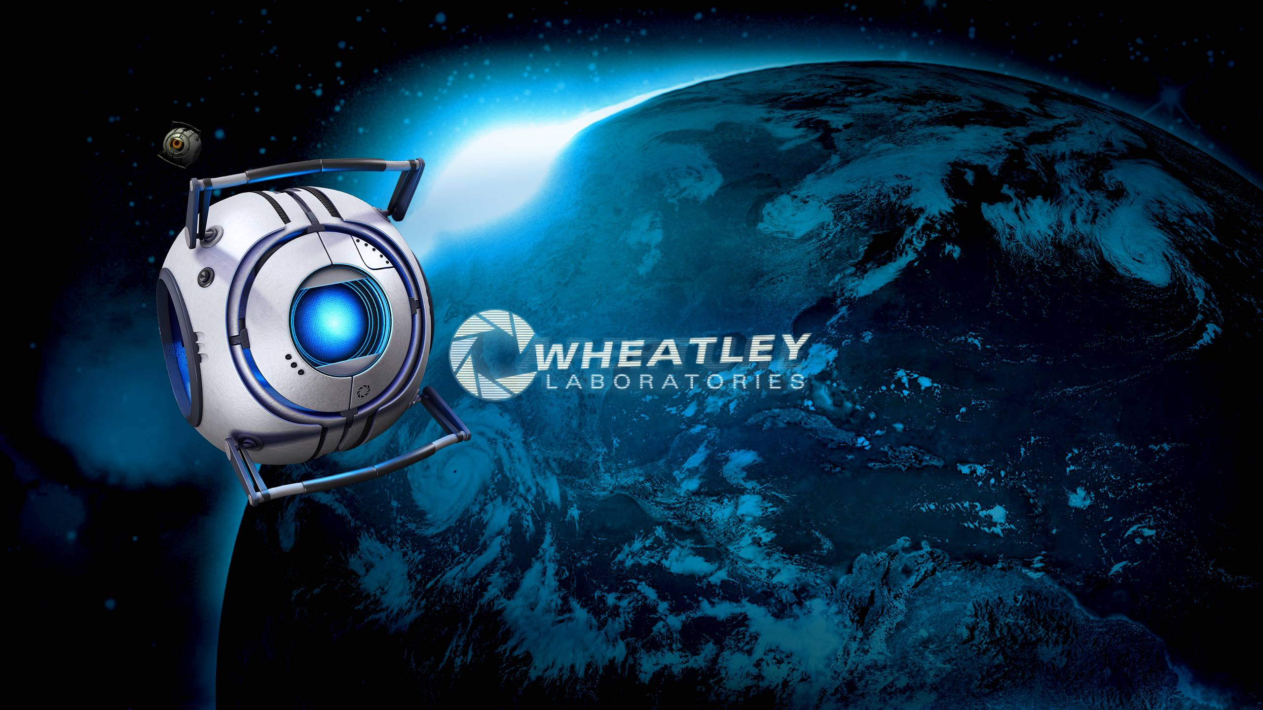 Portal 2 Animated Wallpapers For Windows