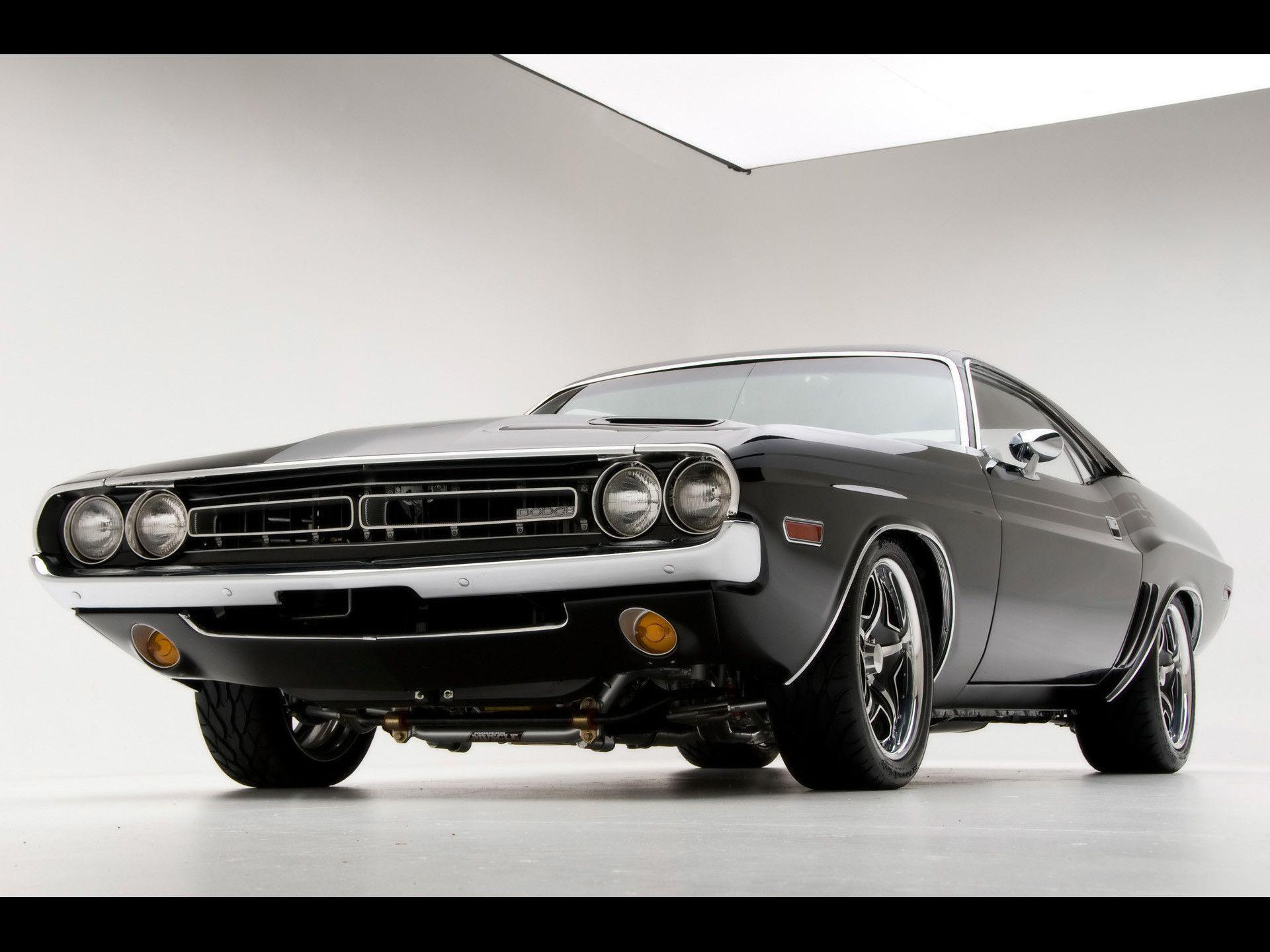 FunMozar – Dodge Muscle Cars