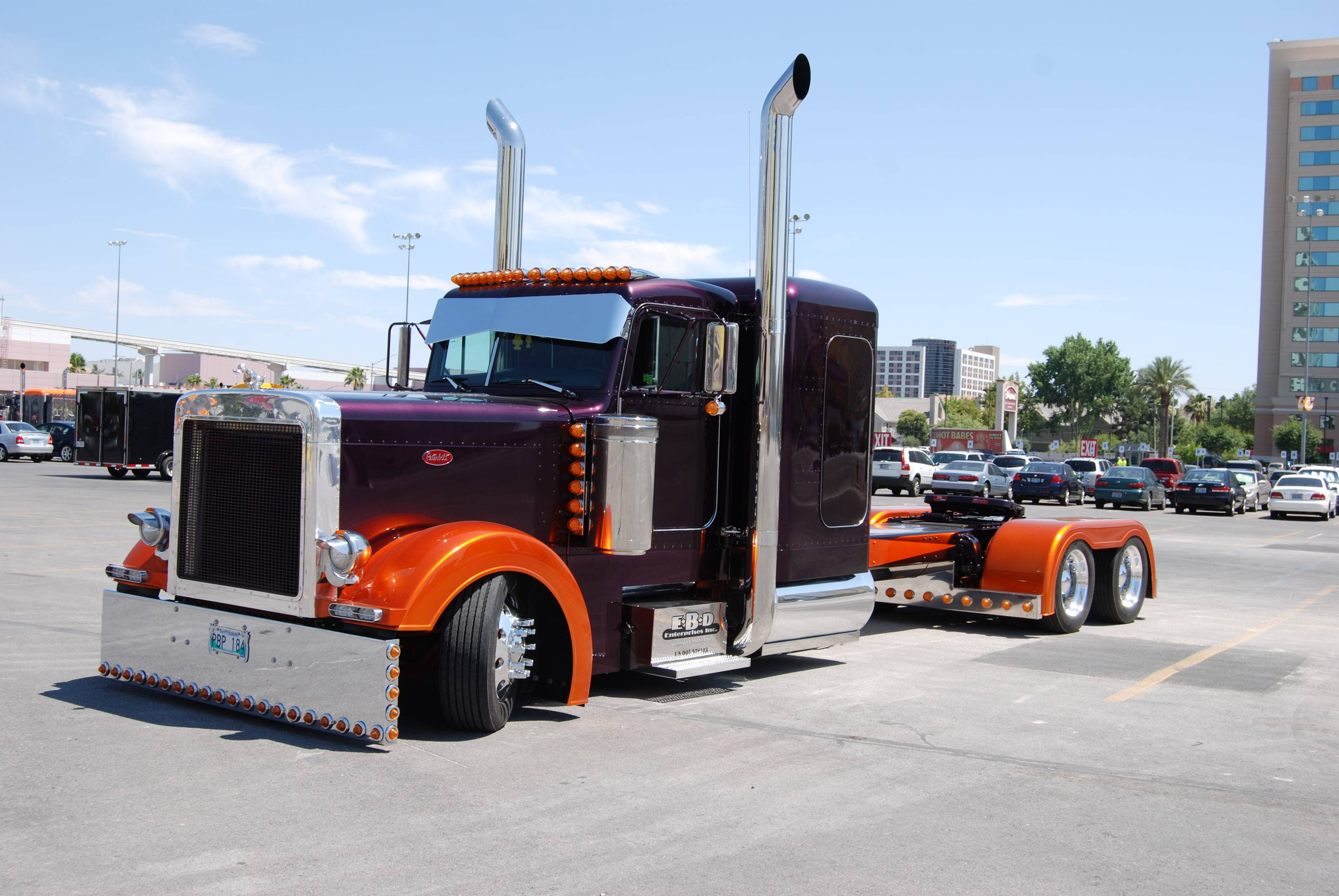 Peterbilt Computer Wallpapers, Desktop Backgrounds 3872x2592 Id ...