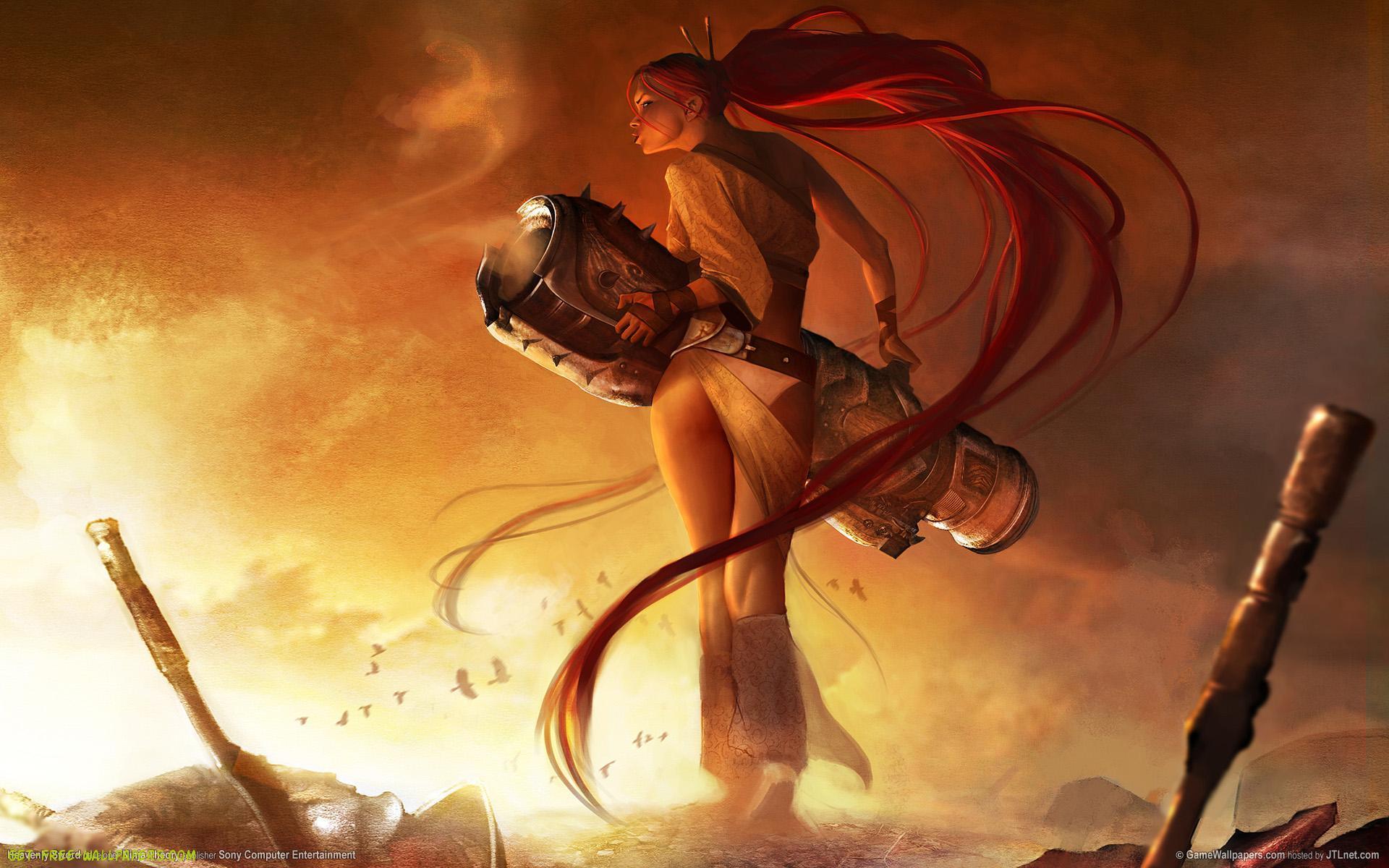 Heavenly Sword All Cutscenes (Game Movie) 1080p - YouTube