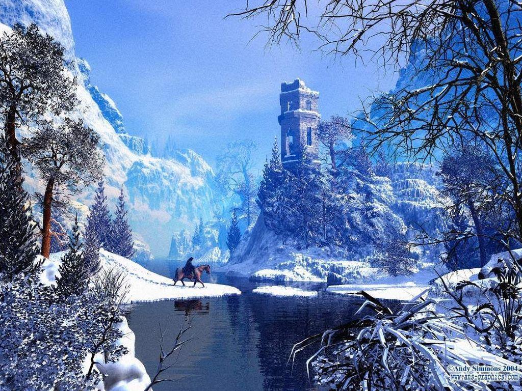 snow way hd wallpaper - photo #23