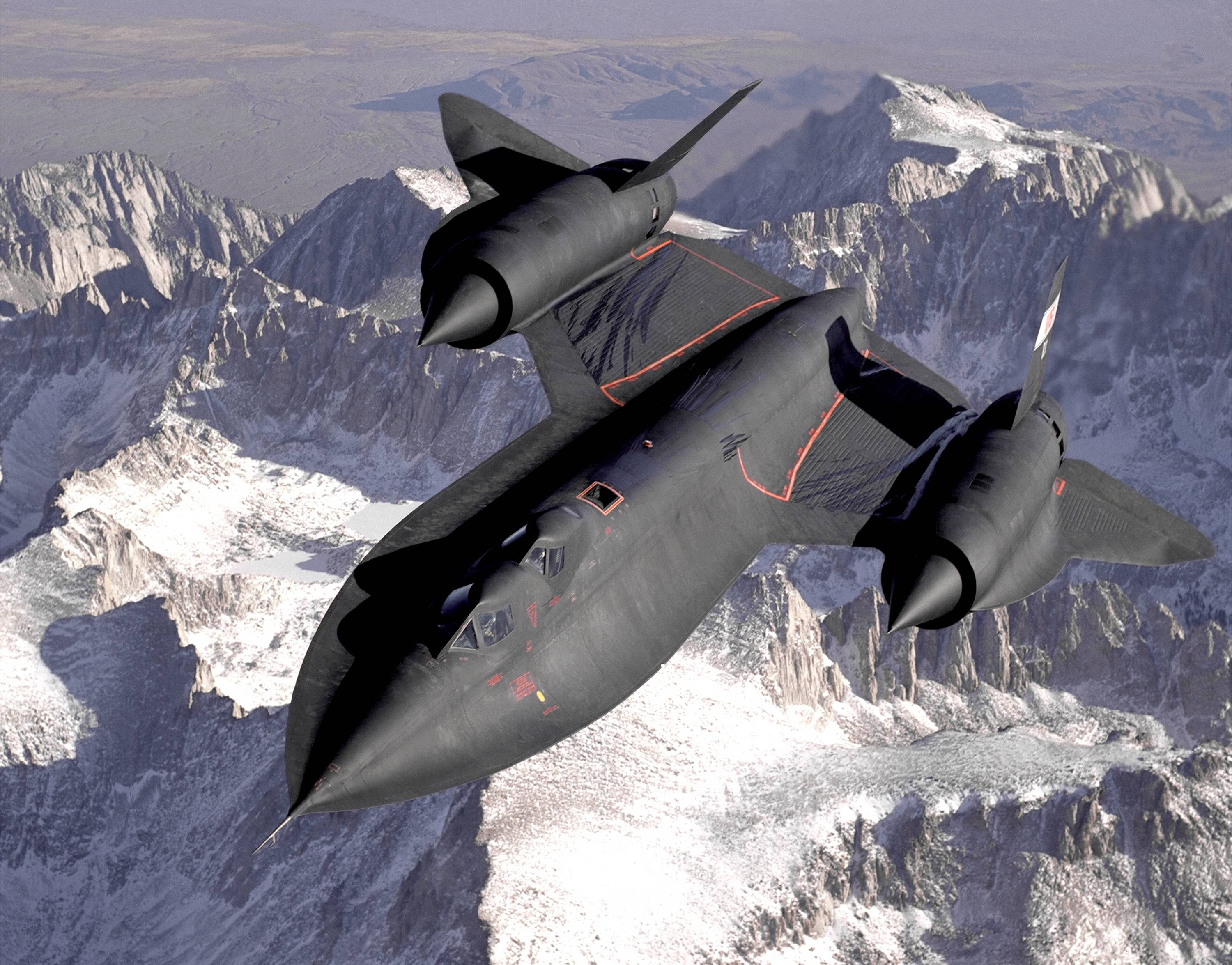 Sr71 blackbird wallpapers wallpaper cave - Sr 71 wallpaper ...