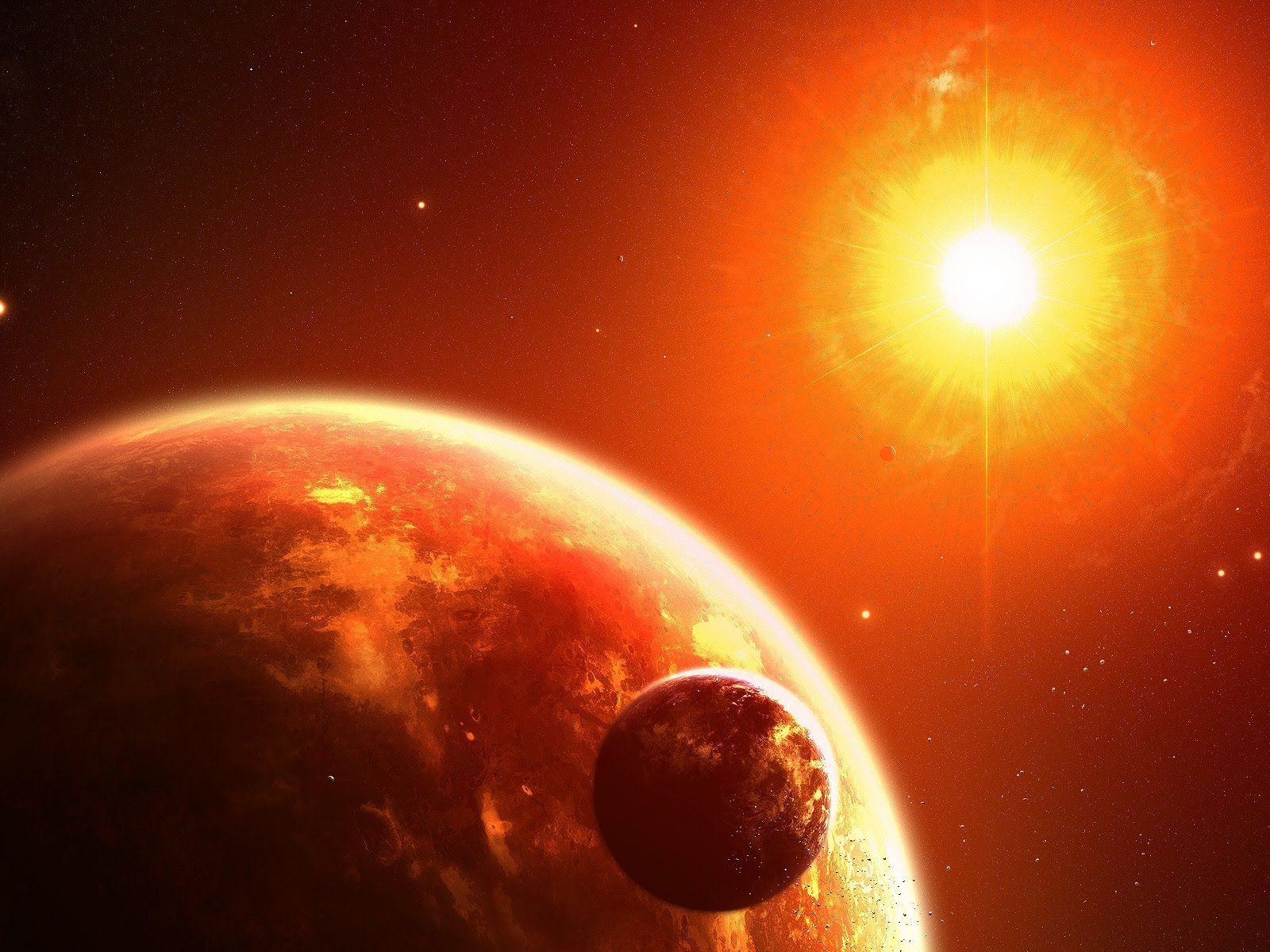 cool pictures of our planets - photo #17