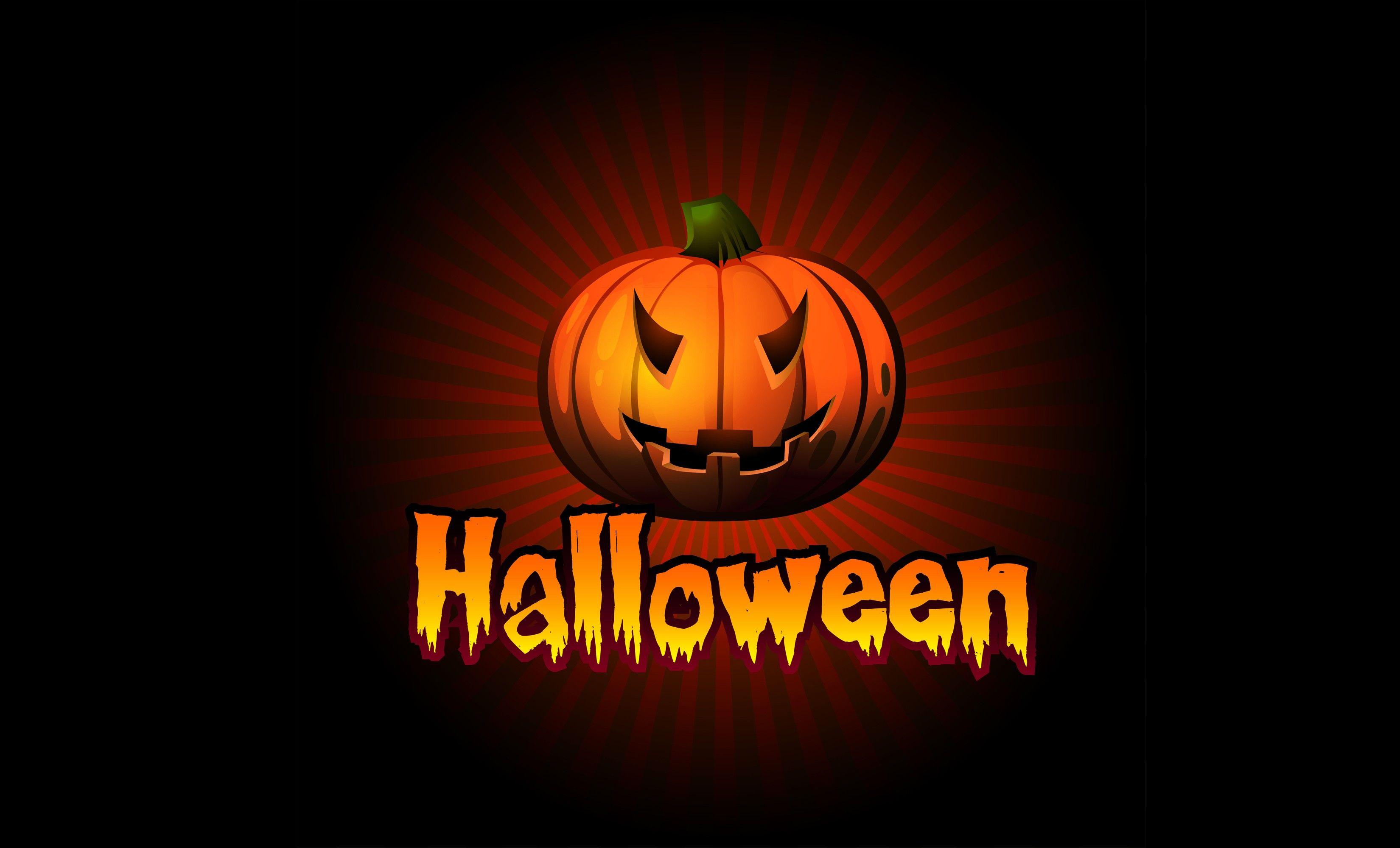 Happy Halloween Pumpkin Wallpapers Hd Free Download 36648 Label