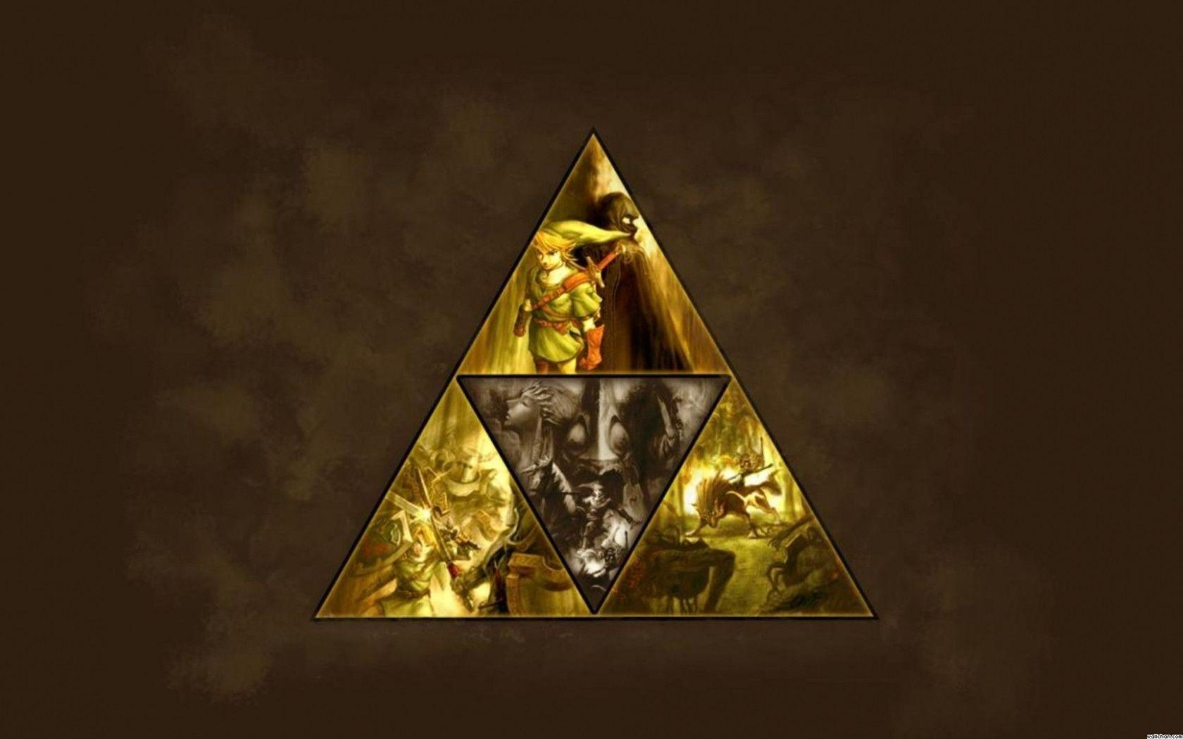 Triforce Wallpapers Hd