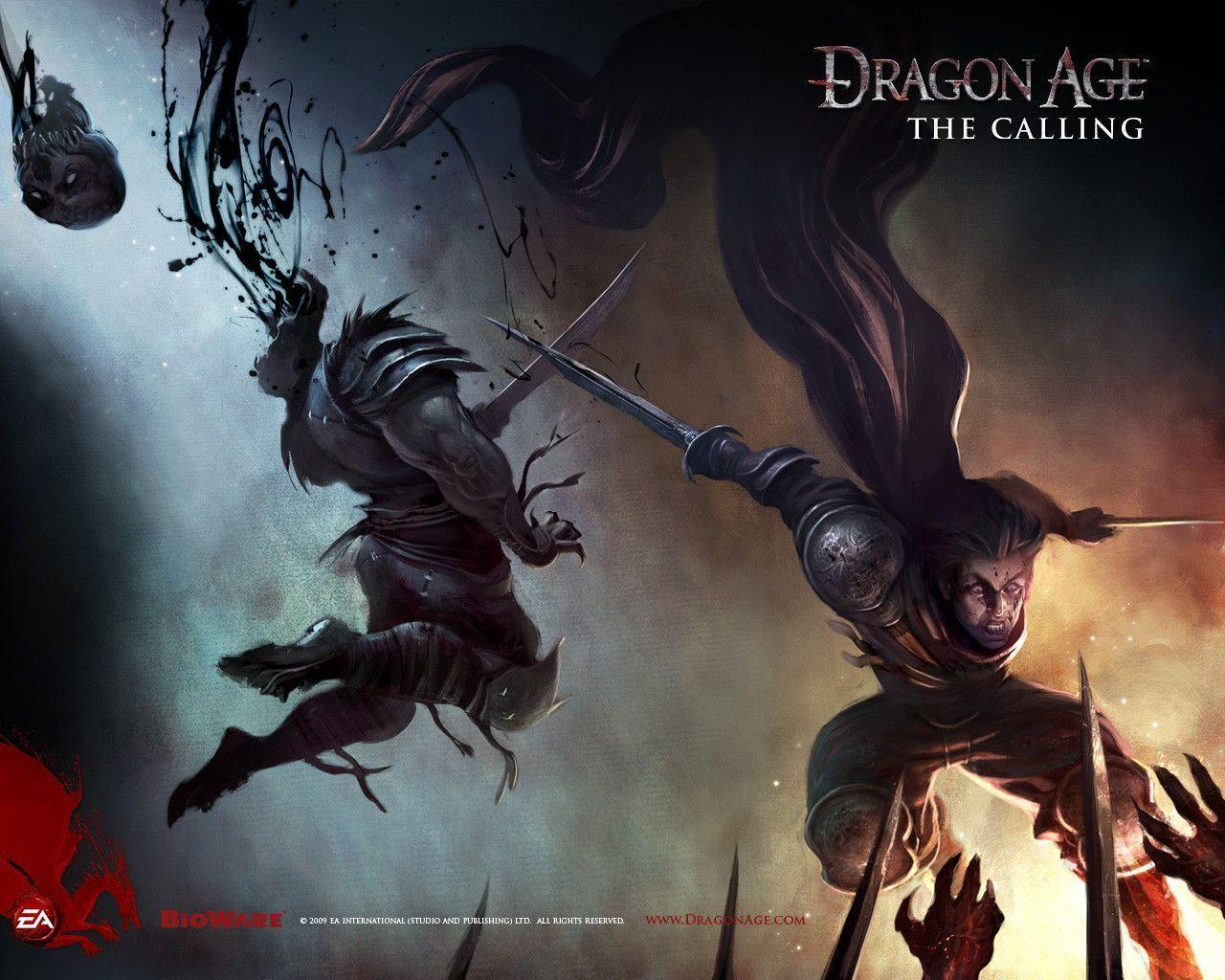 23+ Dragon Age Origins Wallpaper  JPG