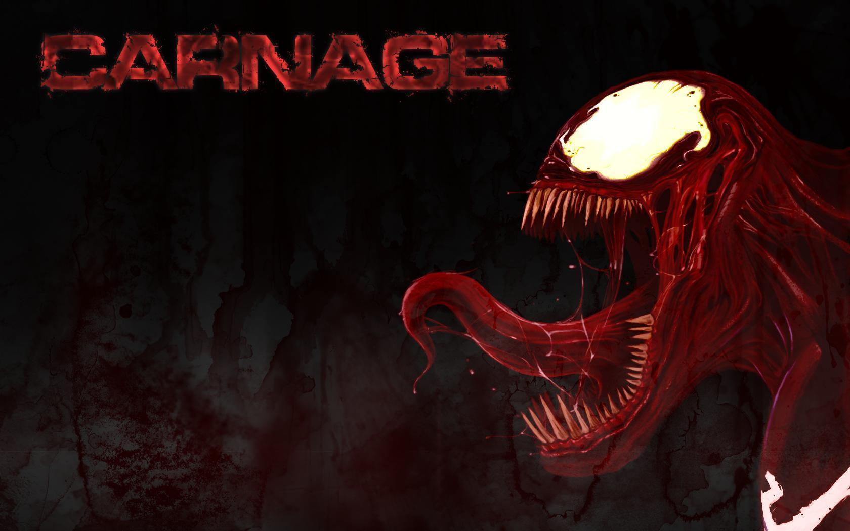 Carnage Wallpapers by 77SilentCrow