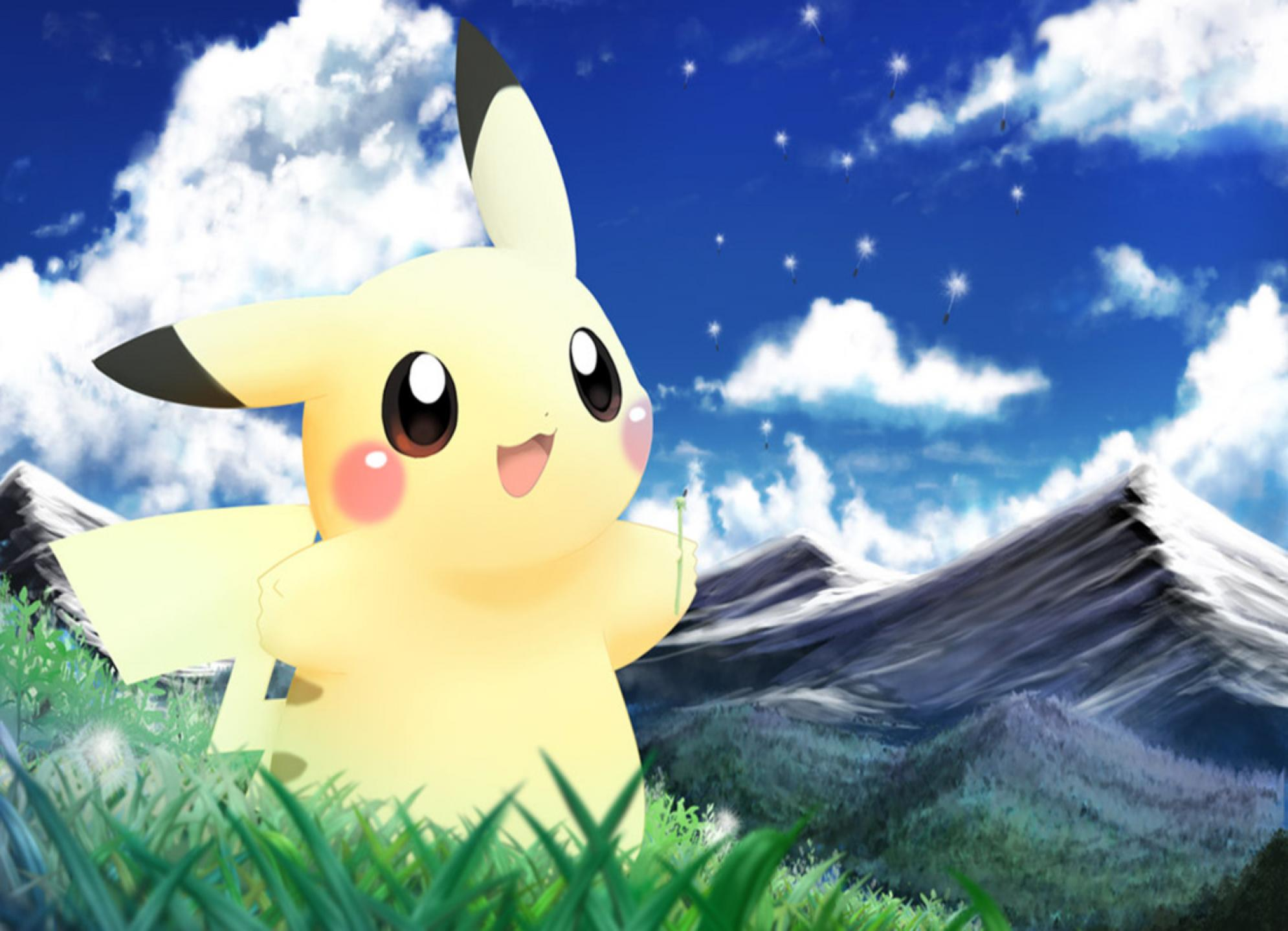 anime pokemon wallpapers hd - photo #10